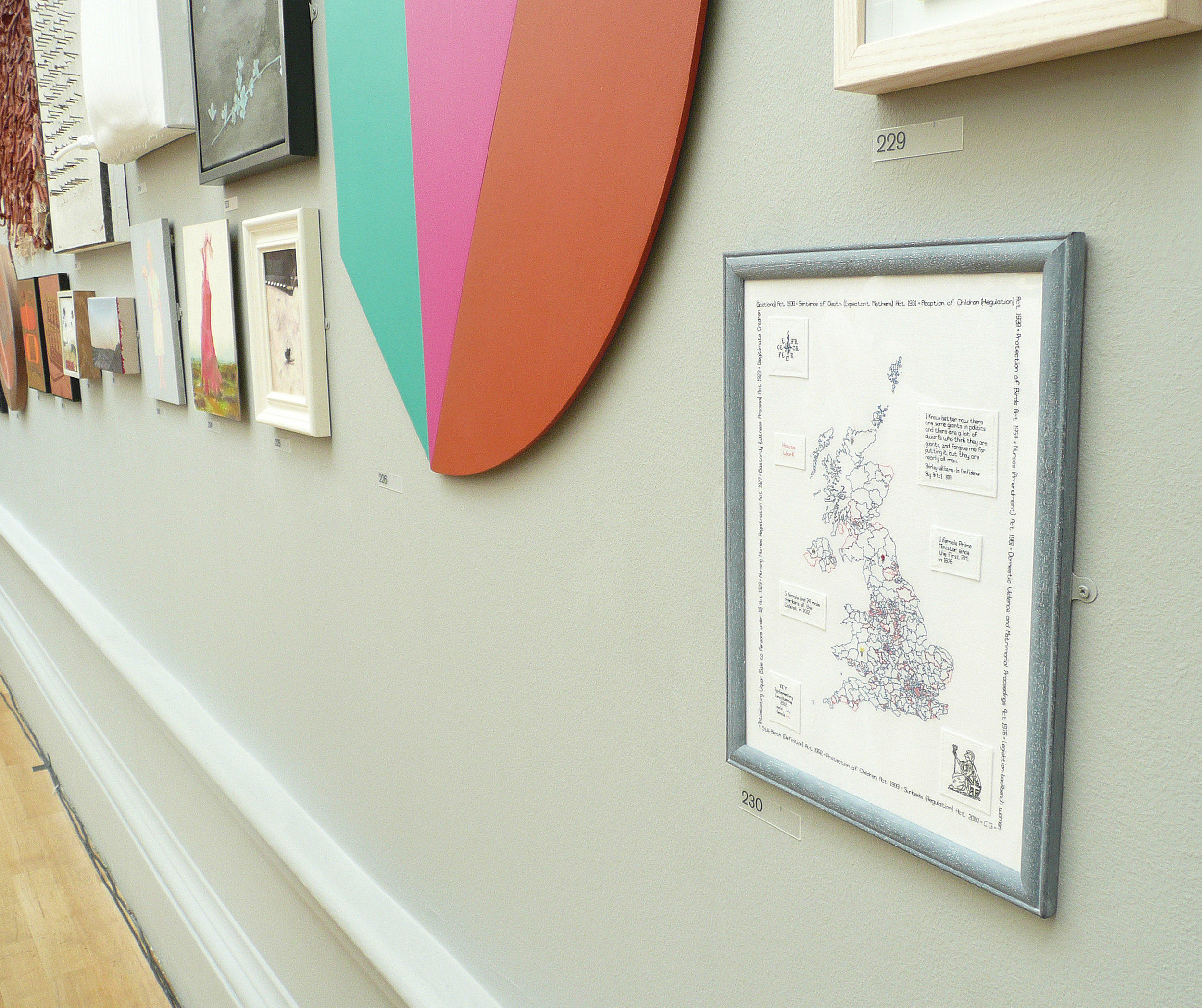 In-situ at the Royal Academy