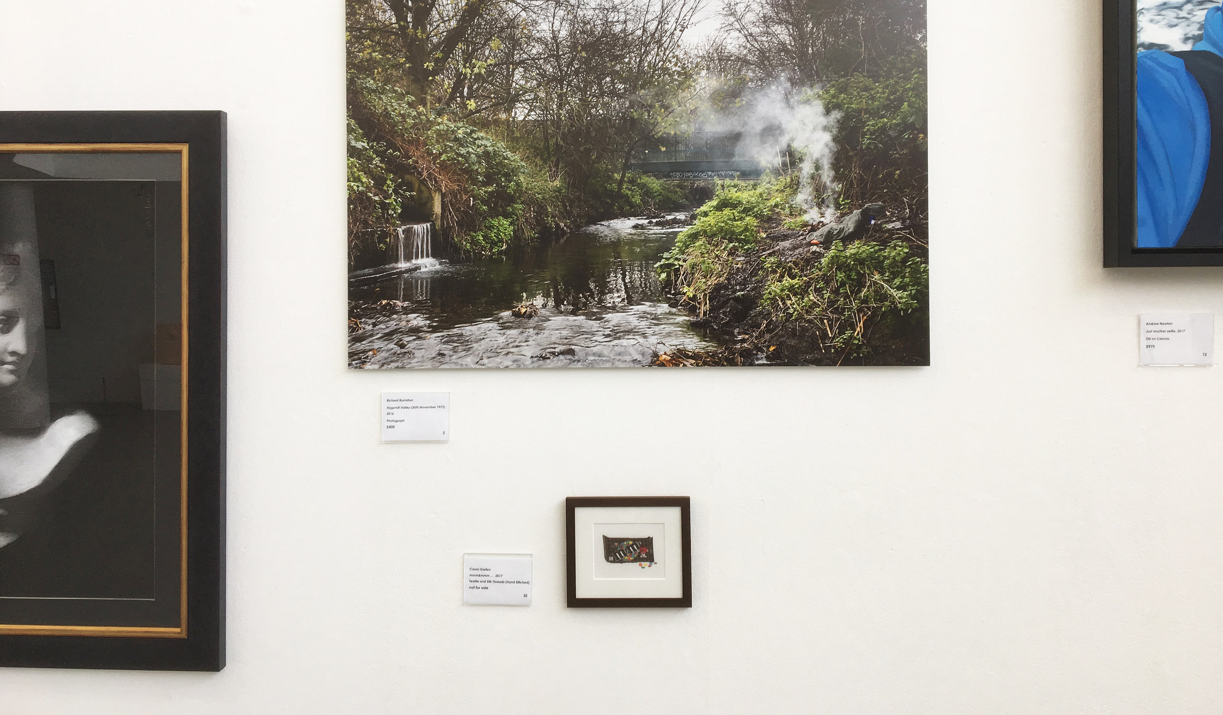 In-situ at the Althorp Gallery