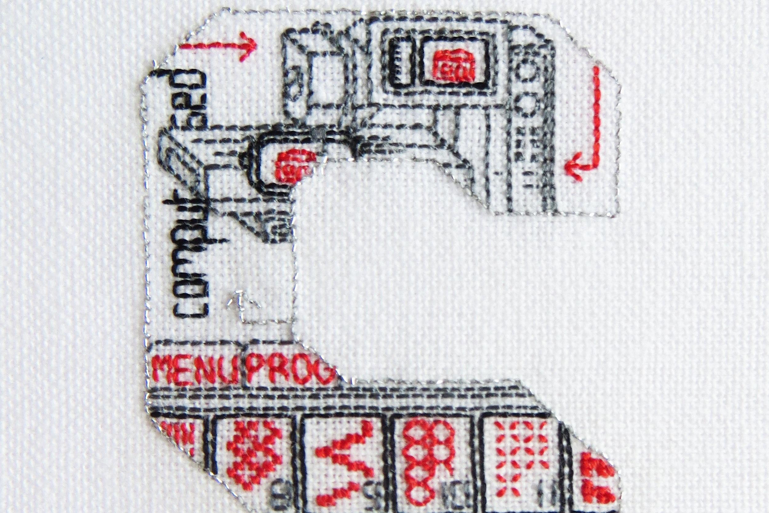 Stitches, 2013 - Commission