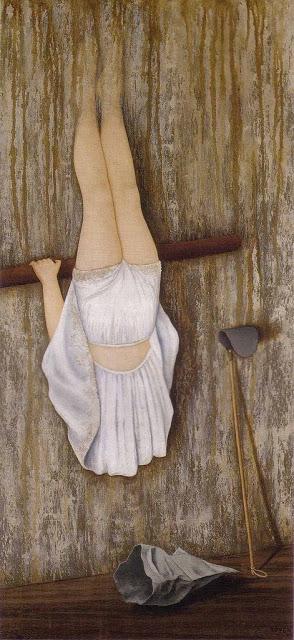 Obraz s názvem  Po představení  je z roku 1943 a je součástí sbírky Alšovy jihočeské galerie. Zdroj: reprodukci jsem našla na Pinterestu.