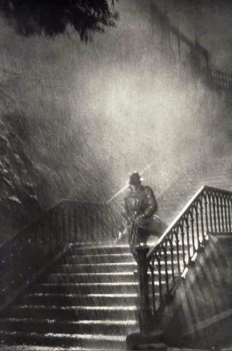 René Jacques - L'homme de la Nuit, 1939. Zdroj: Pinterest