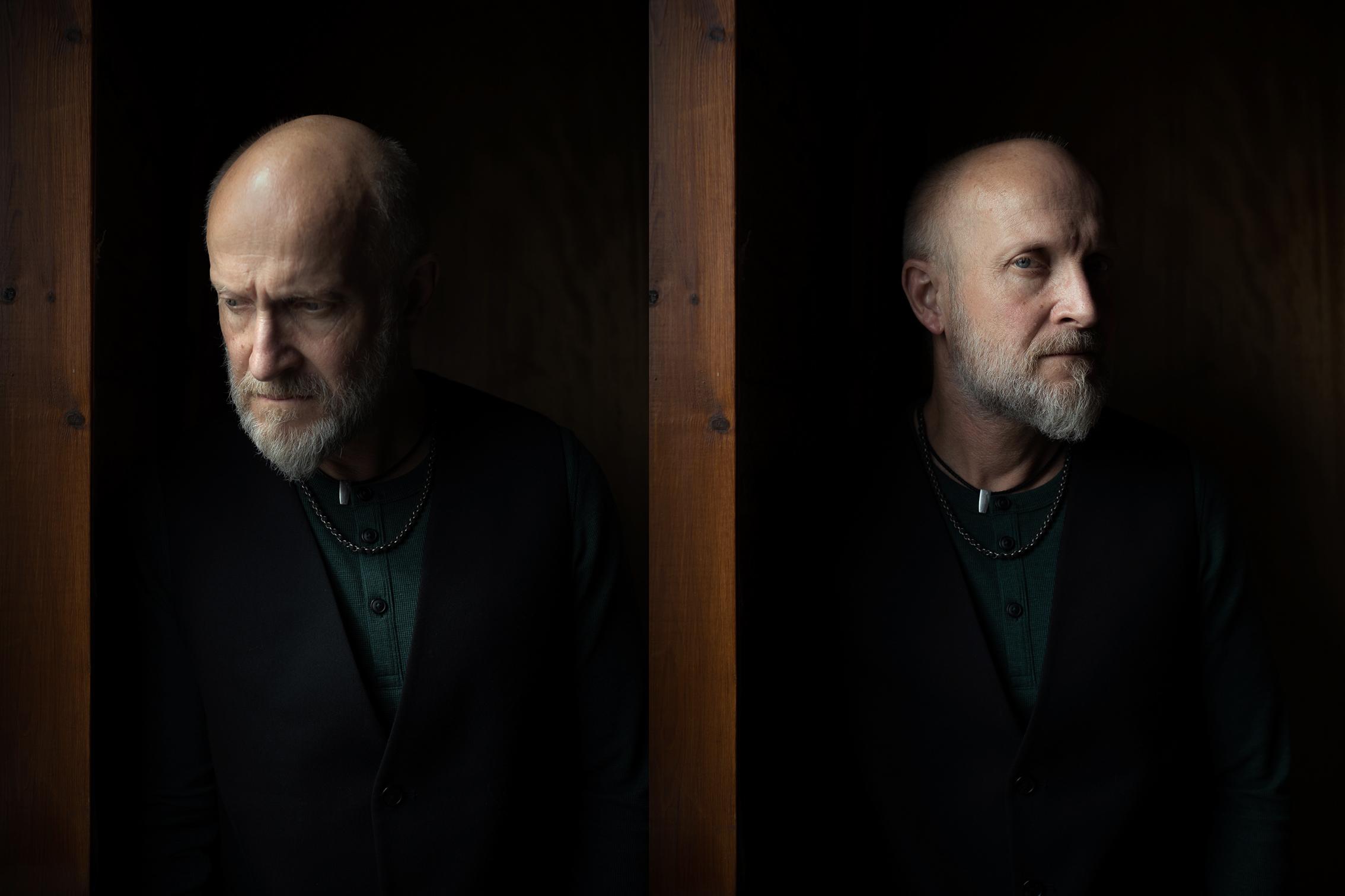Novelist Lars Saabye Christensen