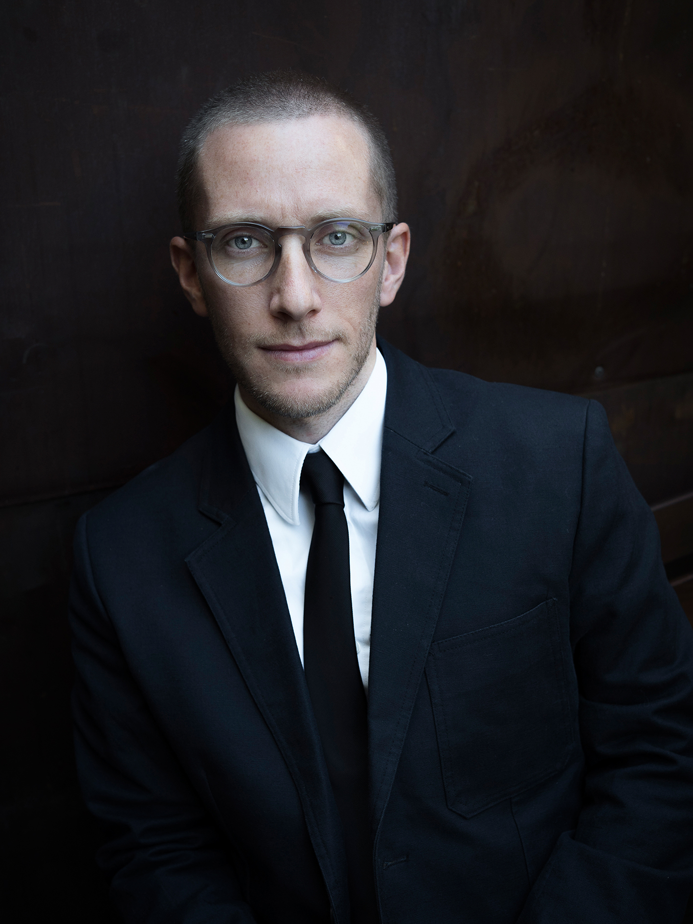 Novelist Lars Petter Sveen