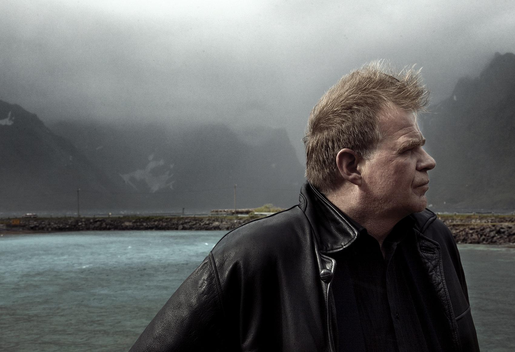 Novelist Einar Már Guðmundsson