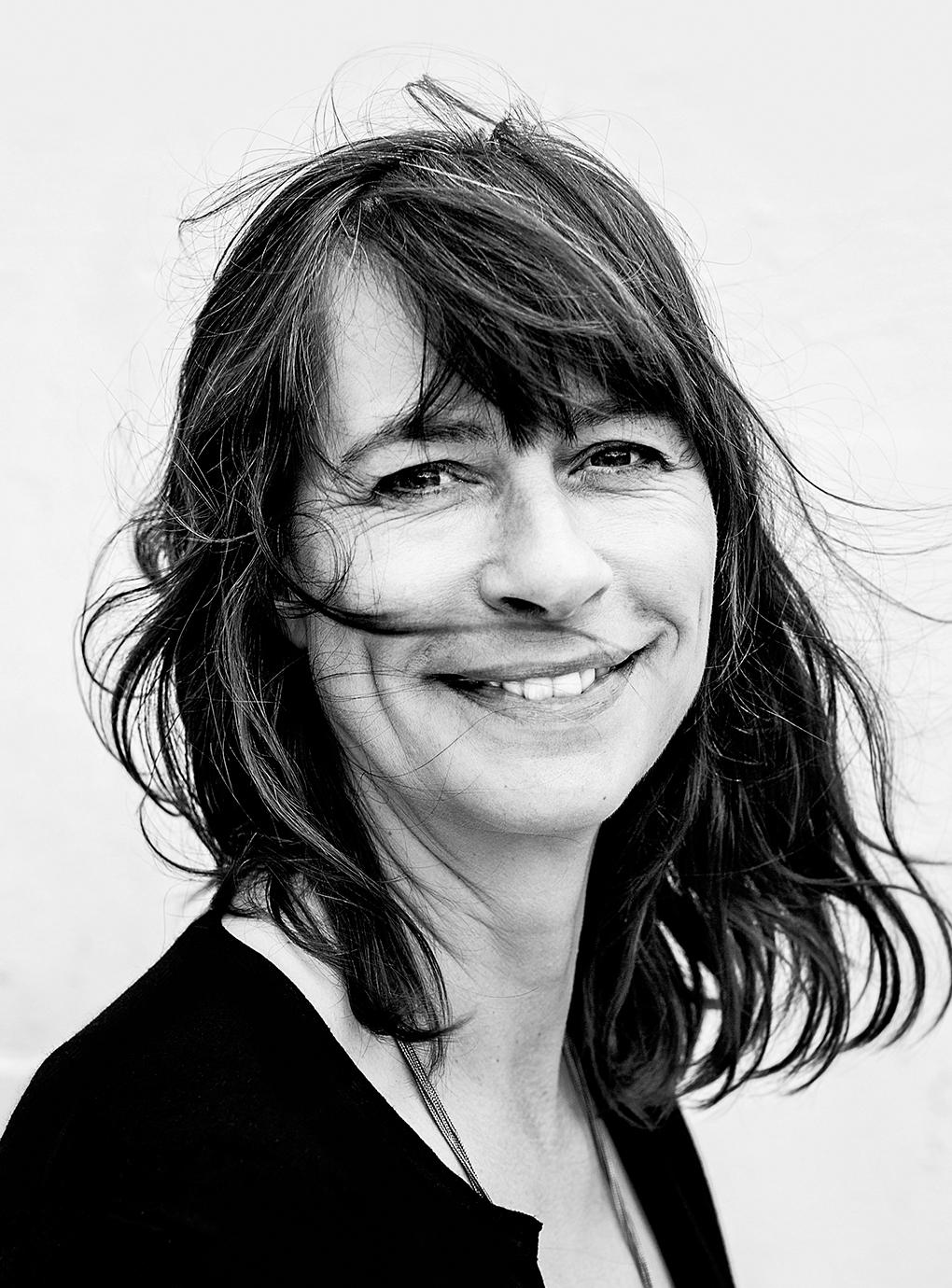 Novelist Cecilie Enger