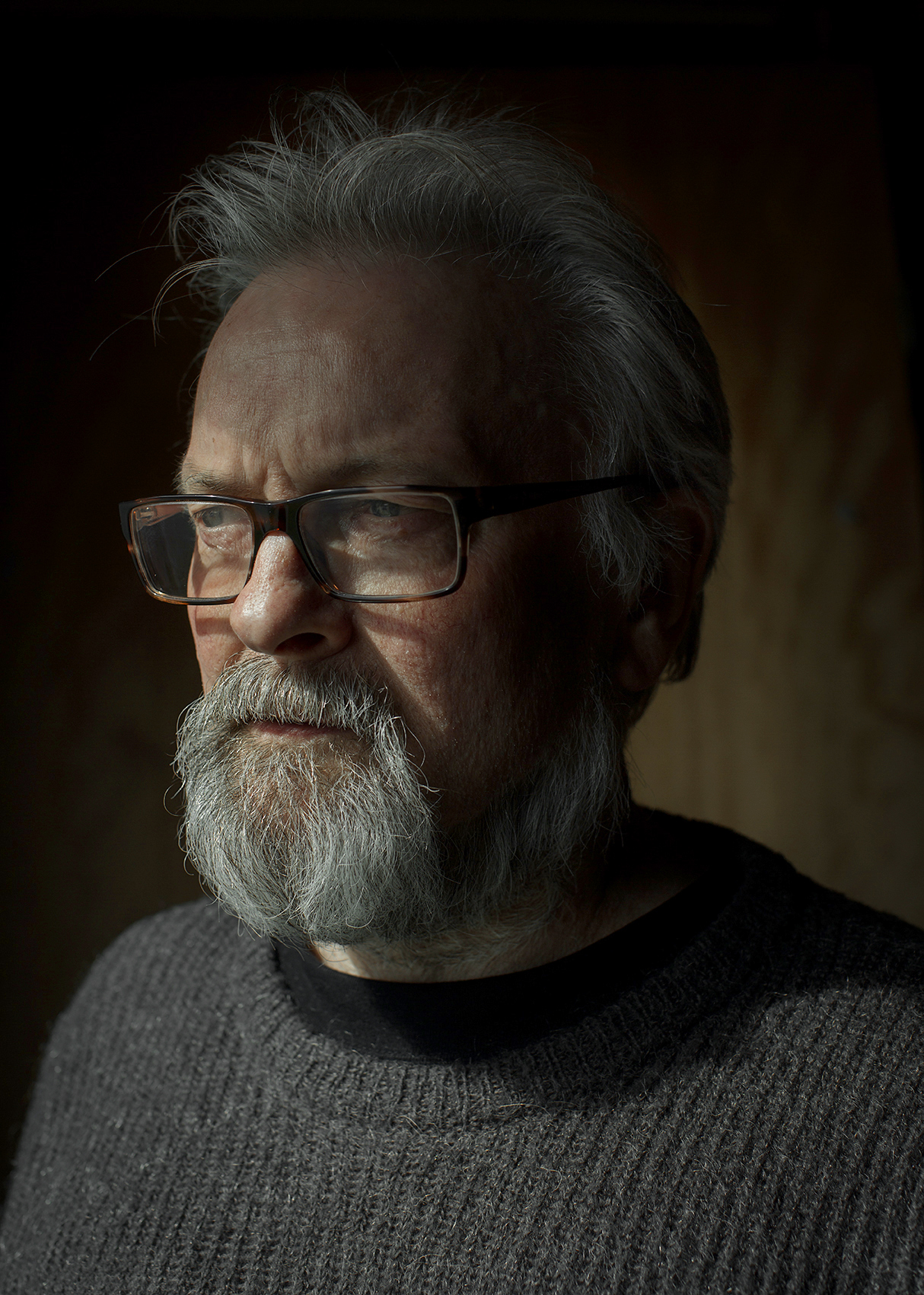Novelist Per Knutsen