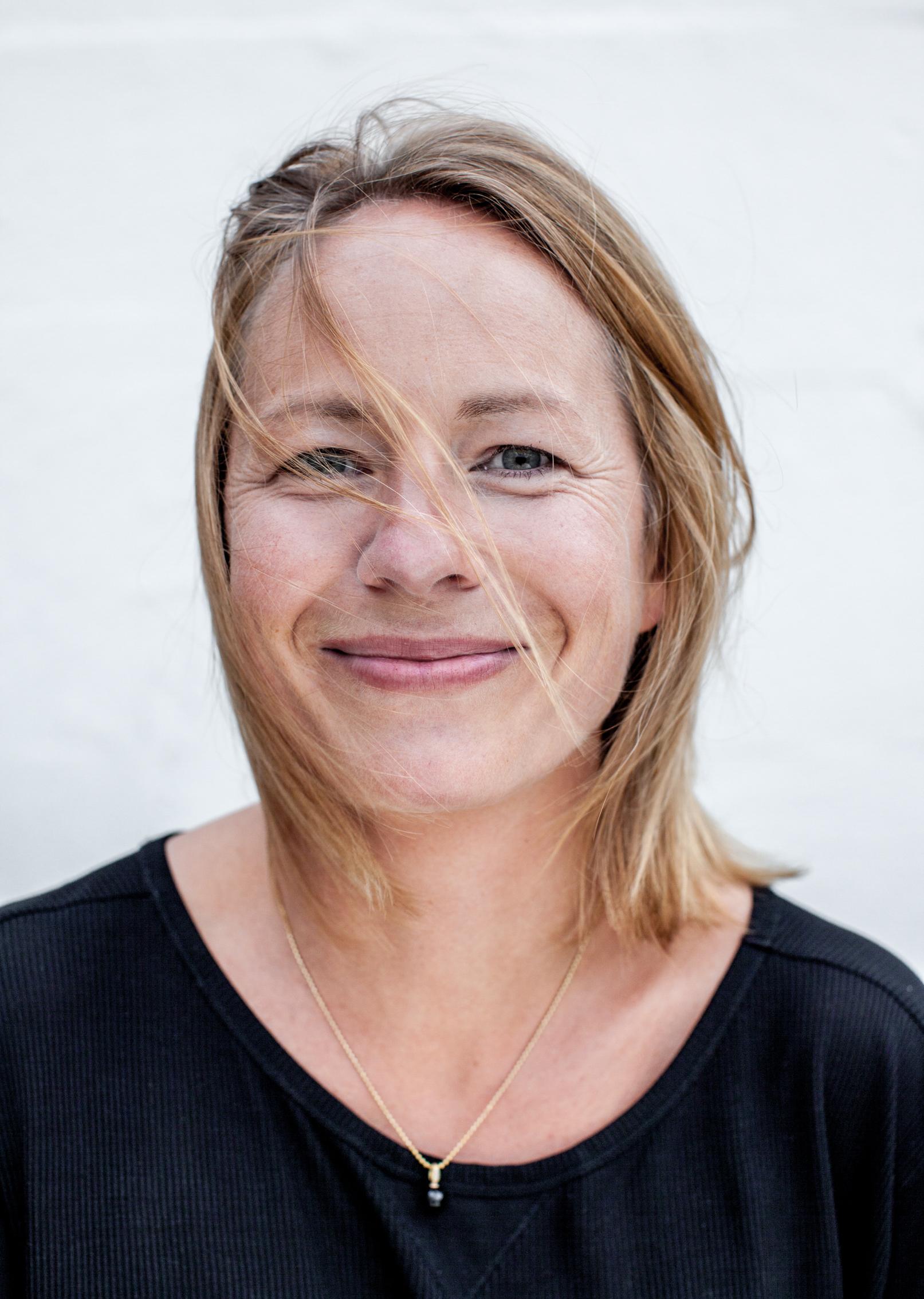 Novelist Trude Marstein
