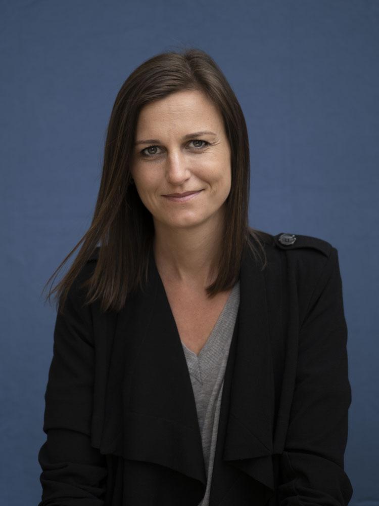 Novelist Helga Flatland