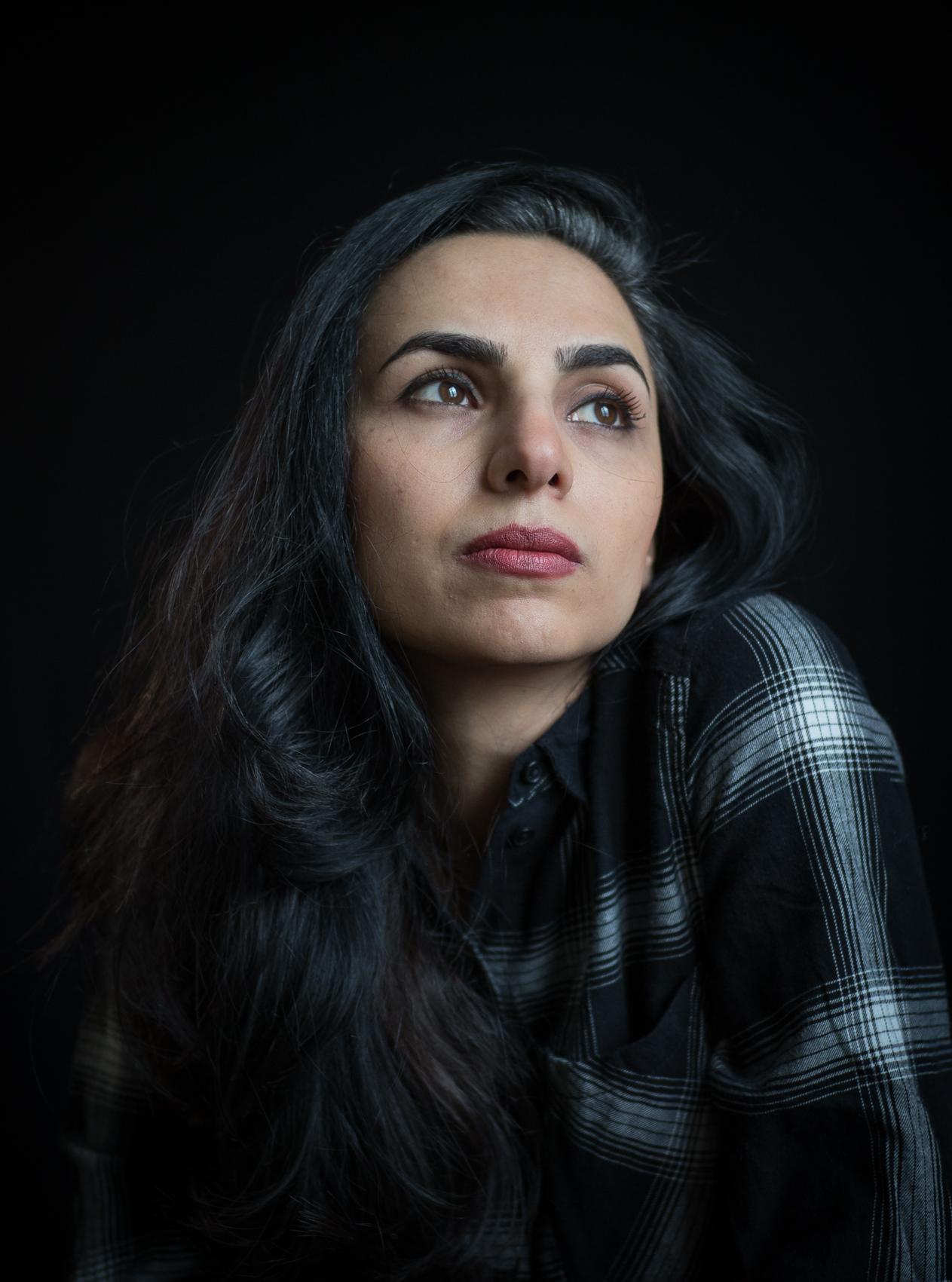 Novelist Fatemeh Ekhtesari