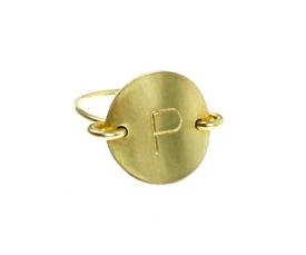 Nashelle Initial Ring