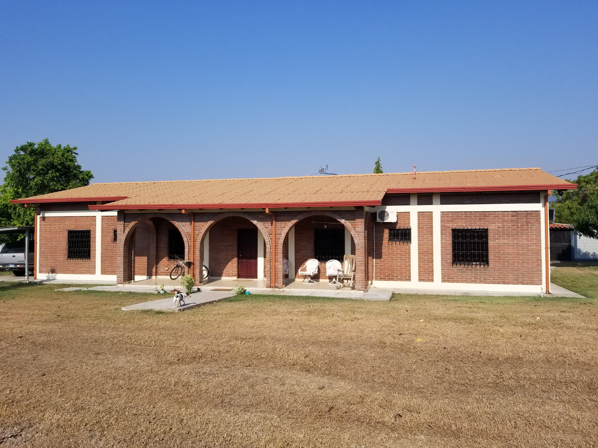 Missionary House 1