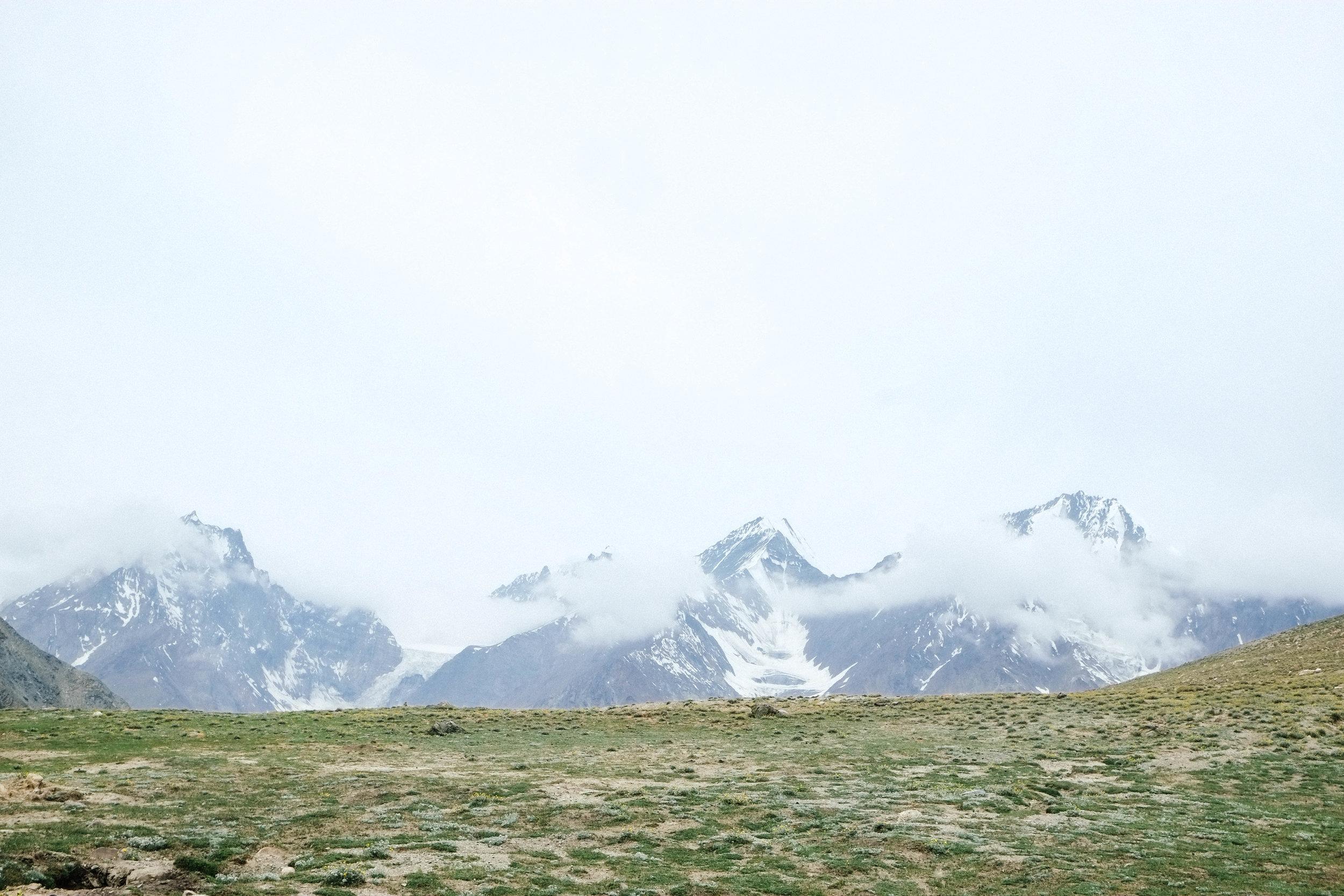 Lesly Lotha - Road to Leh 1