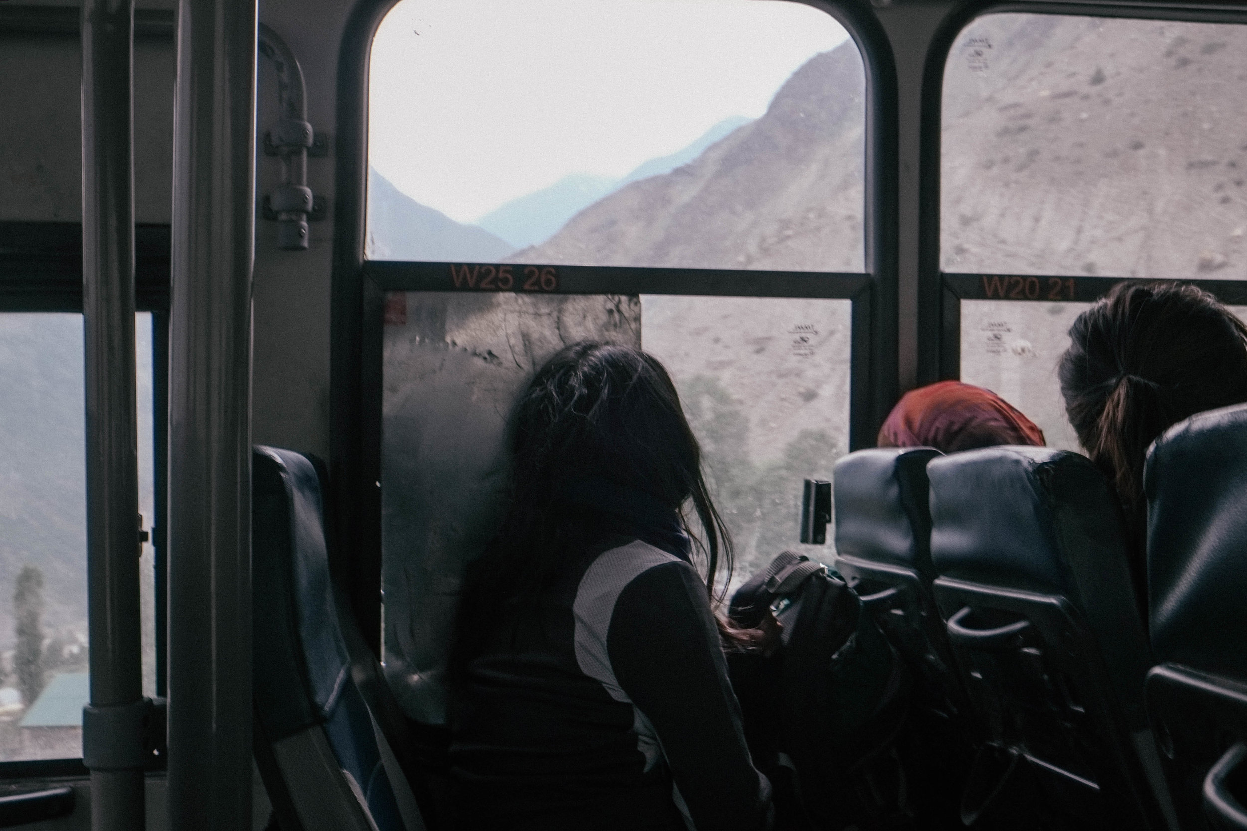 Lesly Lotha - road to Leh 4