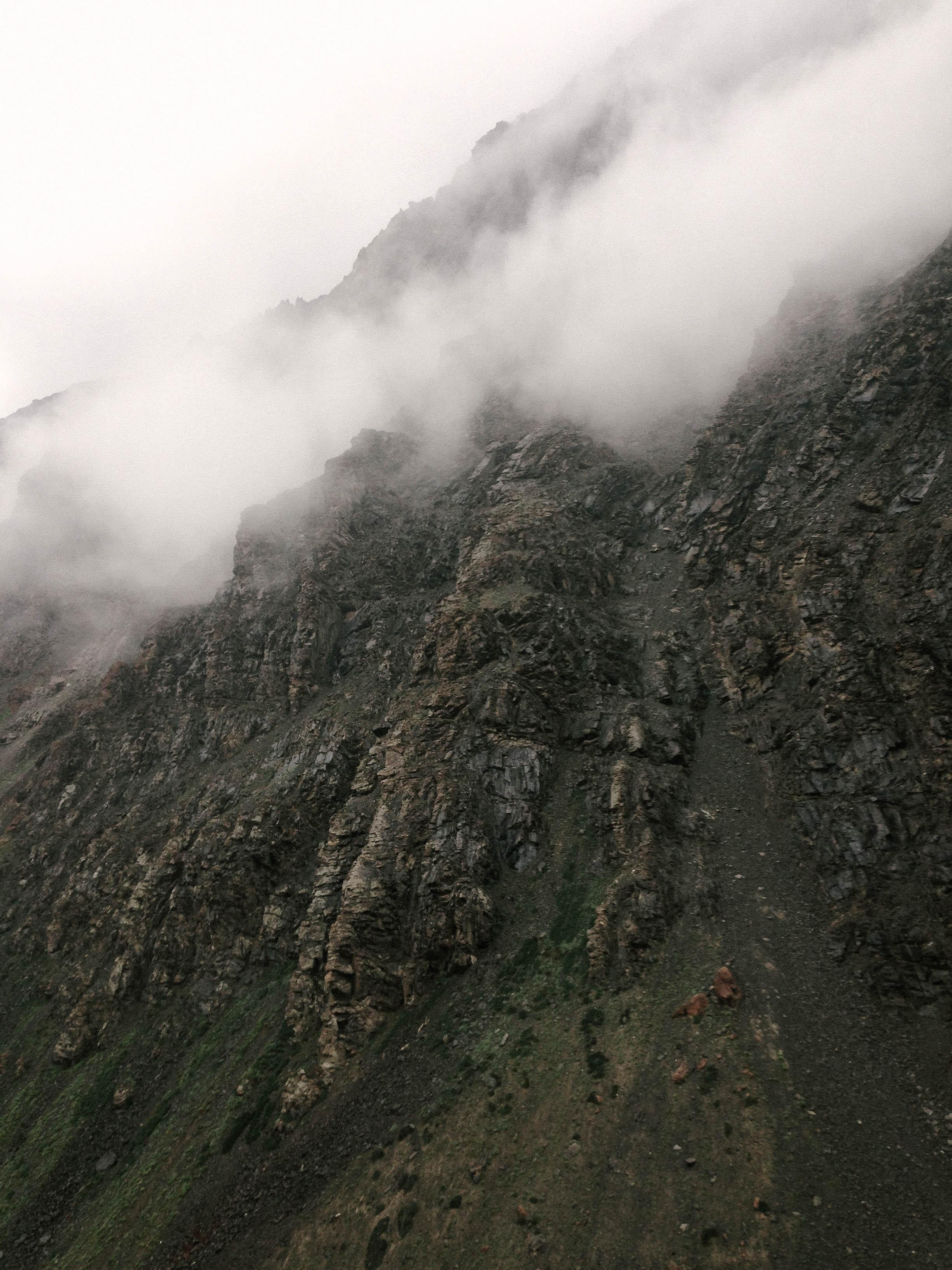 Lesly Lotha - road to Leh 5