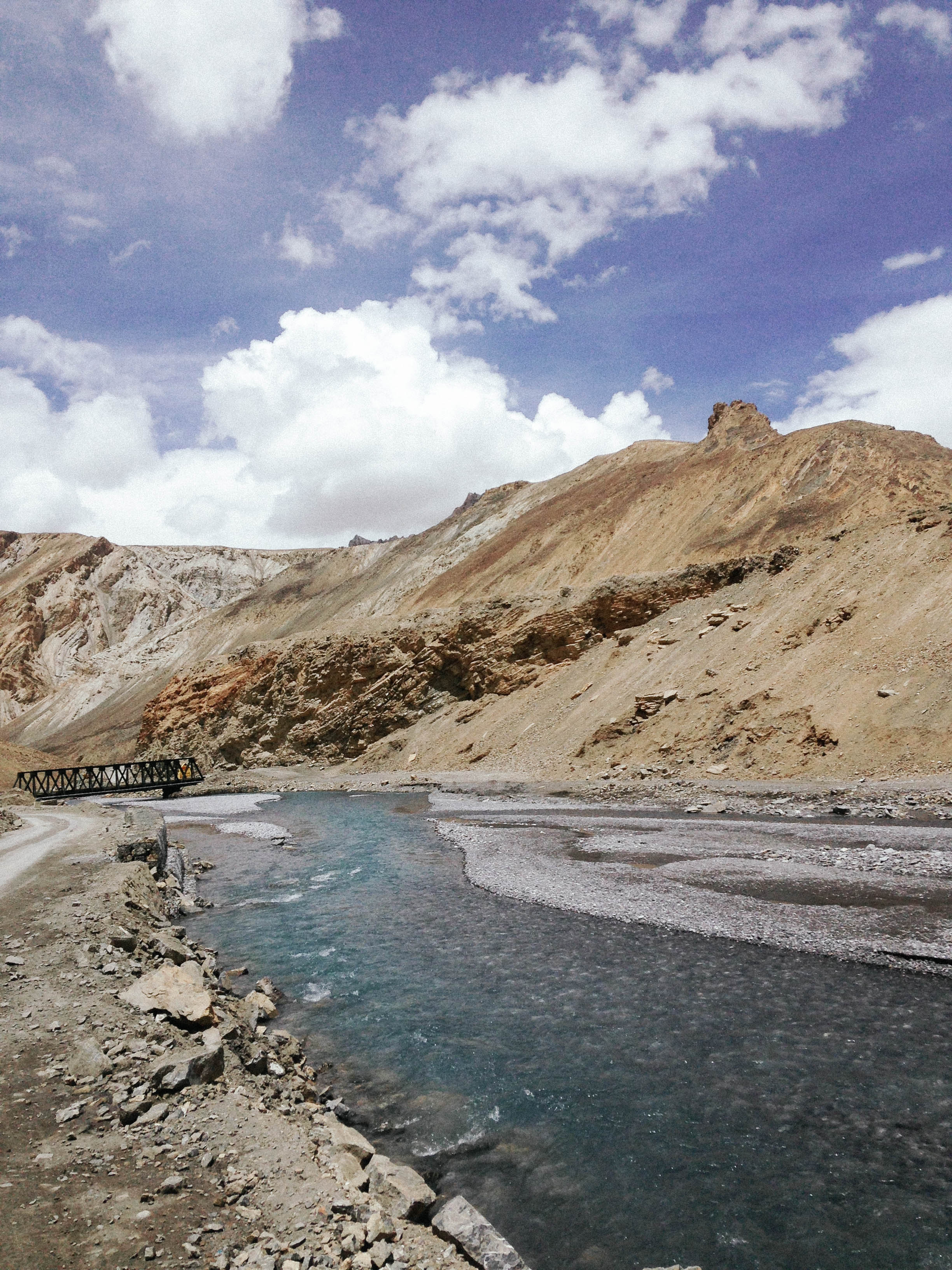 Lesly Lotha - road to Leh 9