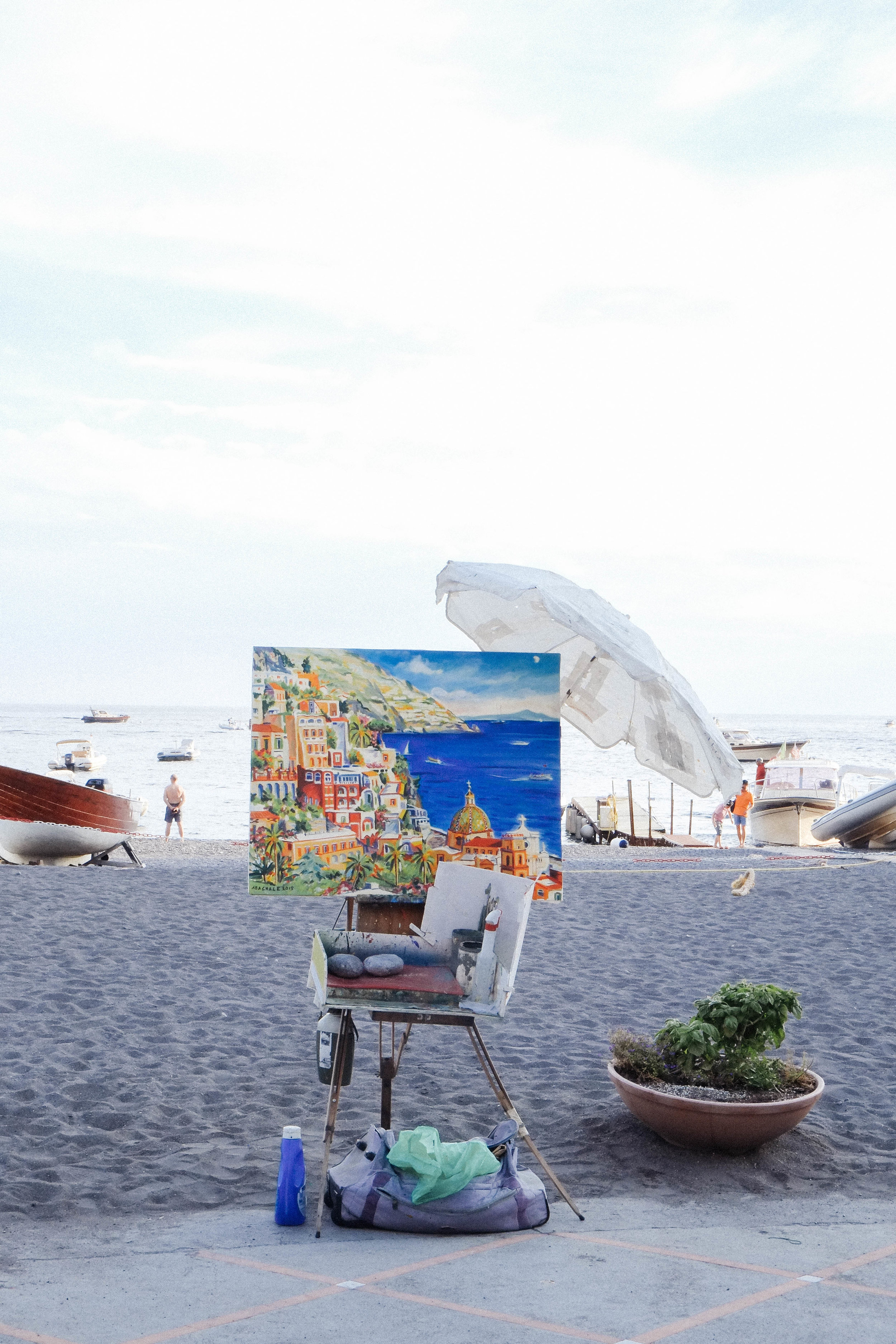 Lesly Lotha - Amalfi Coast - 1