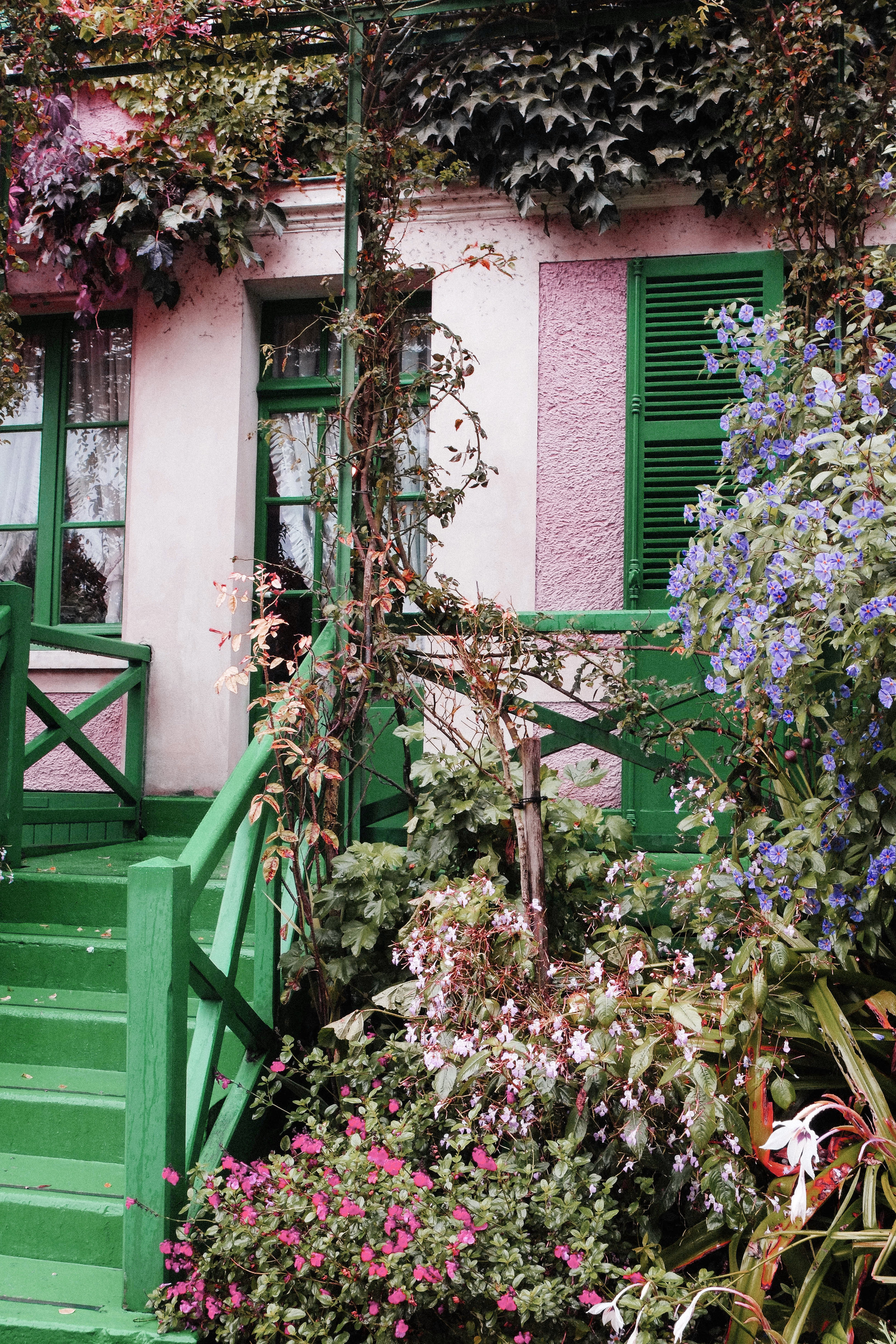 Lesly Lotha - Giverny - France - Europe - 9