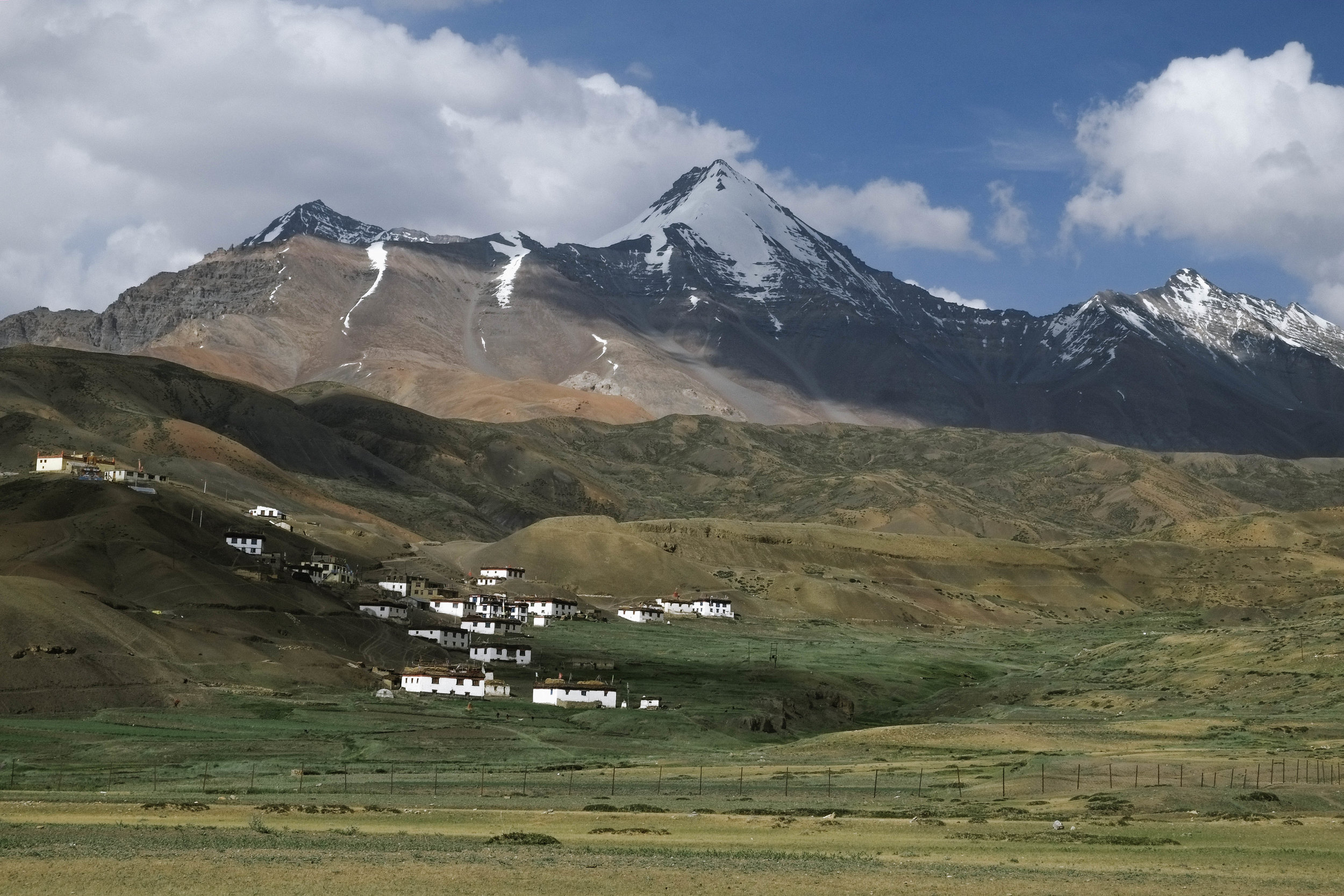 Lesly Lotha - Spiti Valley - Langza 1