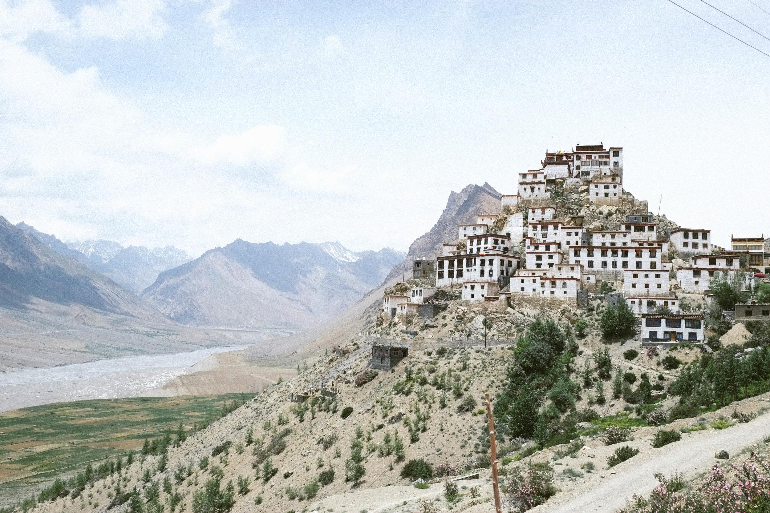 Lesly Lotha - Spiti Valley - Kee Monastery - Kibber 2
