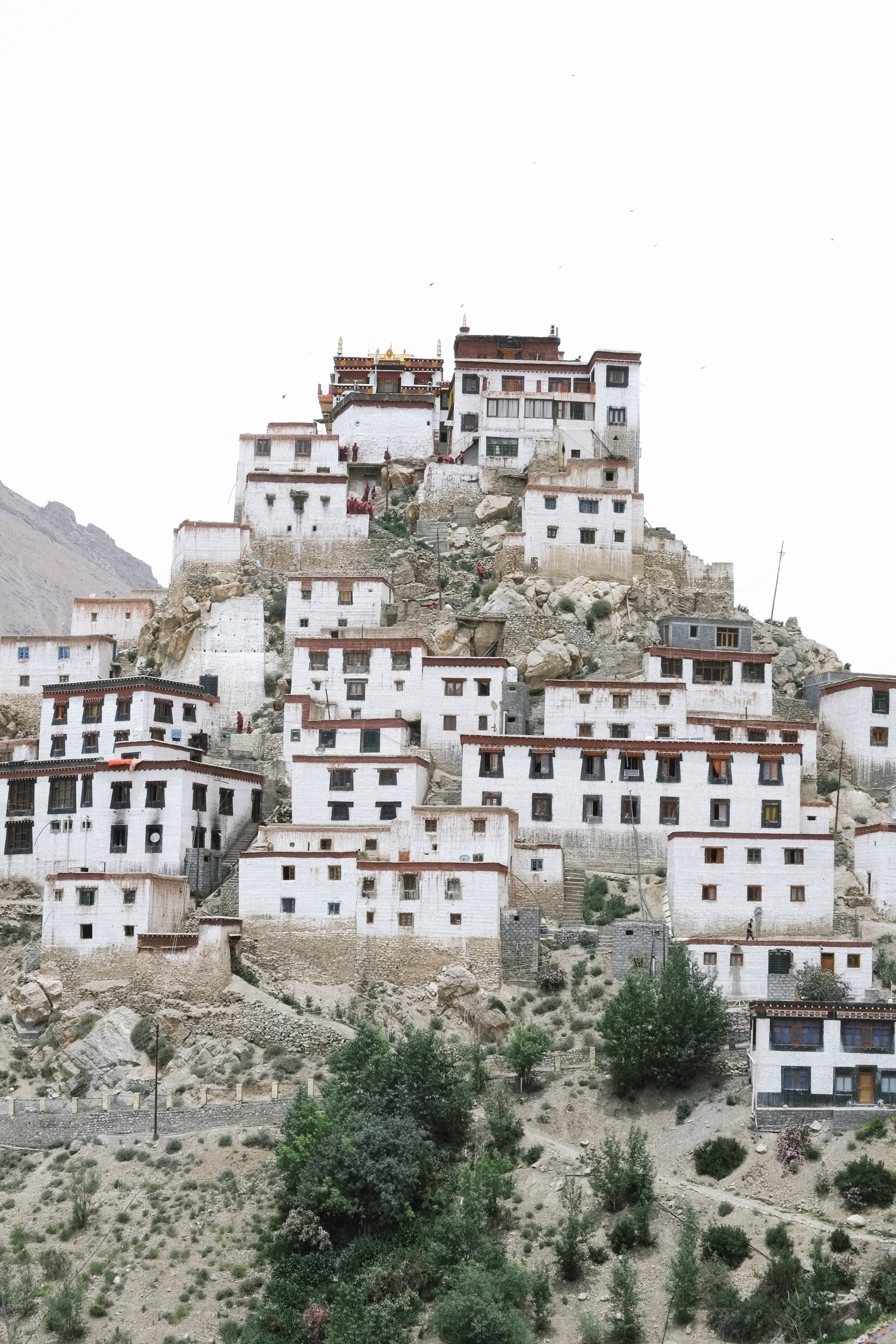 Lesly Lotha - Spiti Valley - Kee Monastery - Kibber 3
