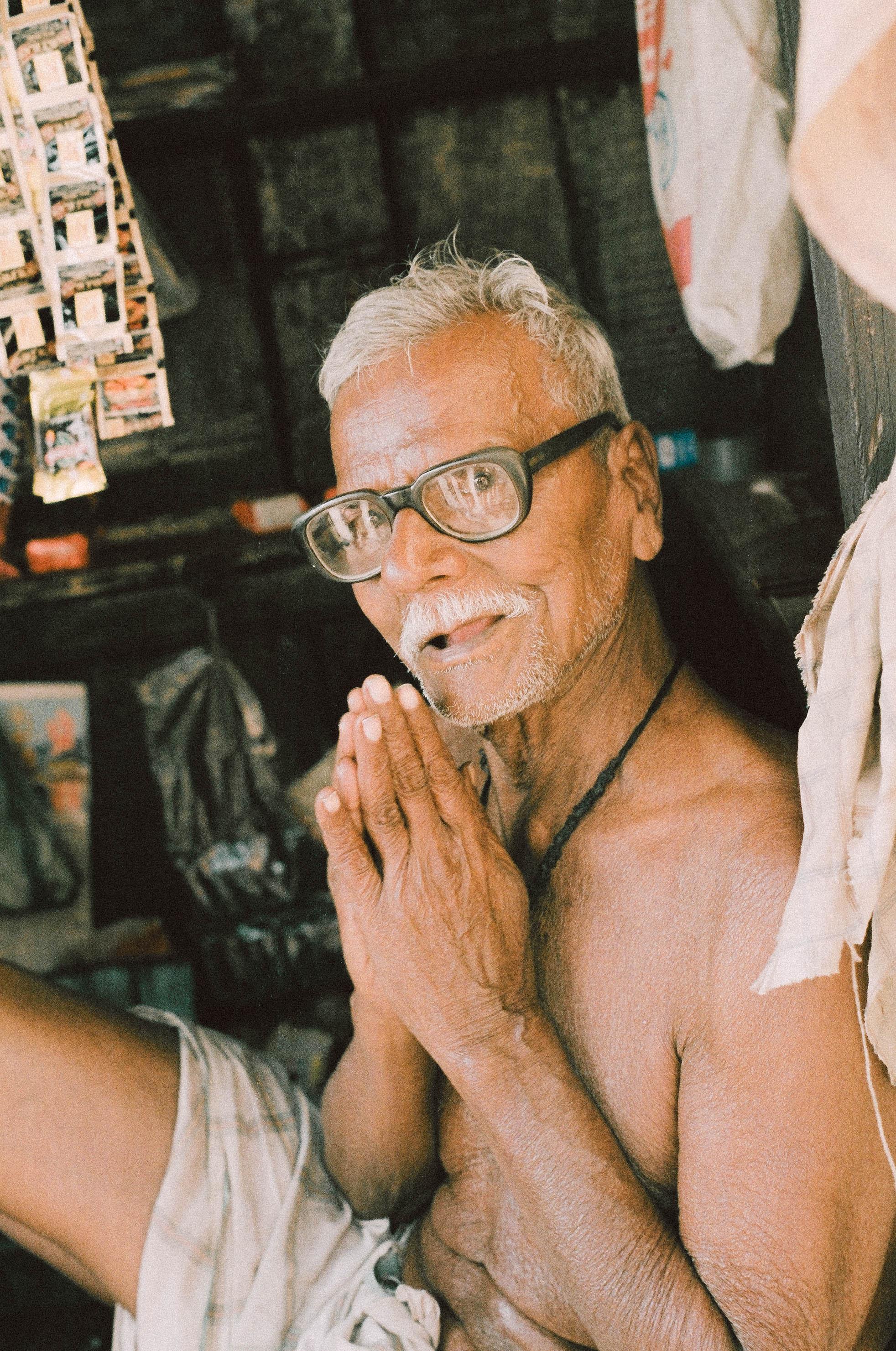 Lesly Lotha - Varanasi 03