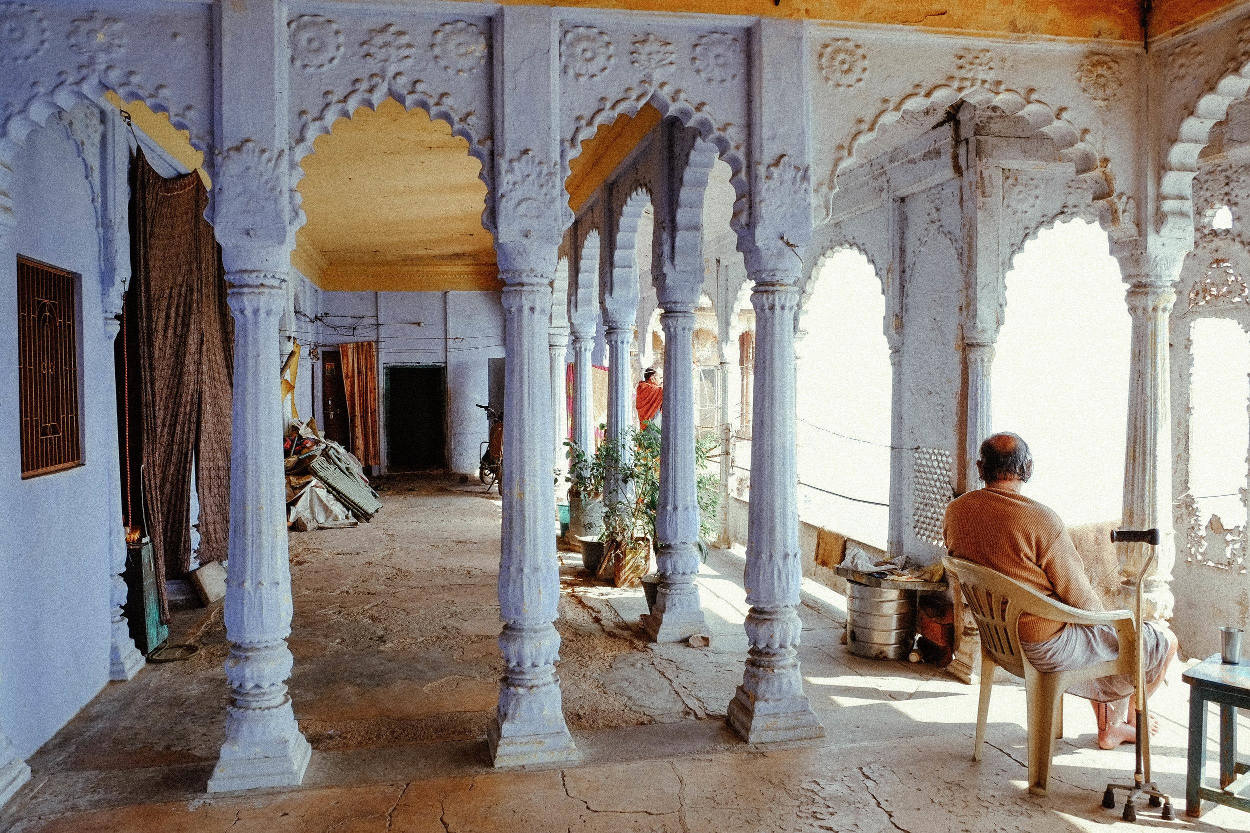 Lesly Lotha - Varanasi 05