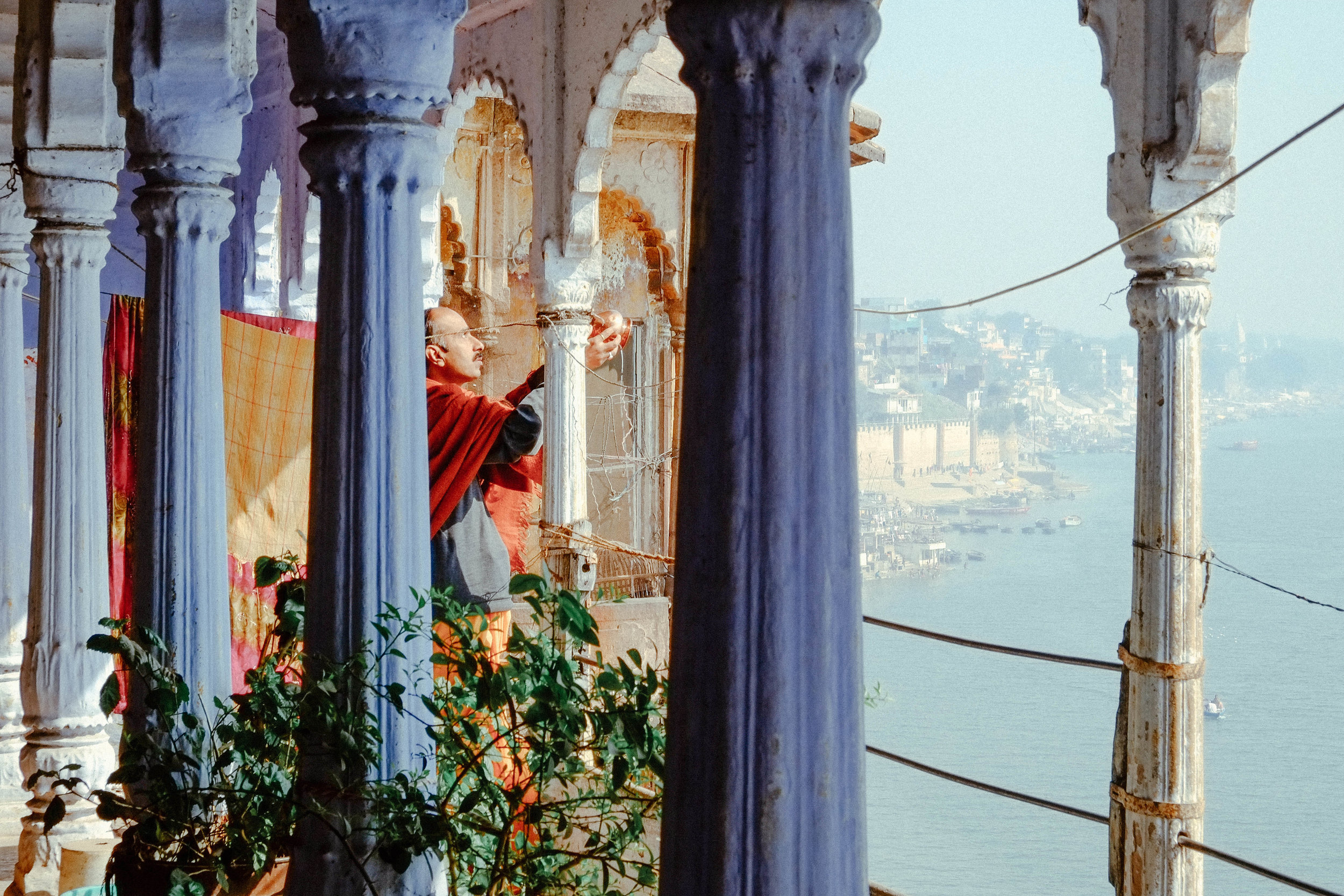 Lesly Lotha - Varanasi 06