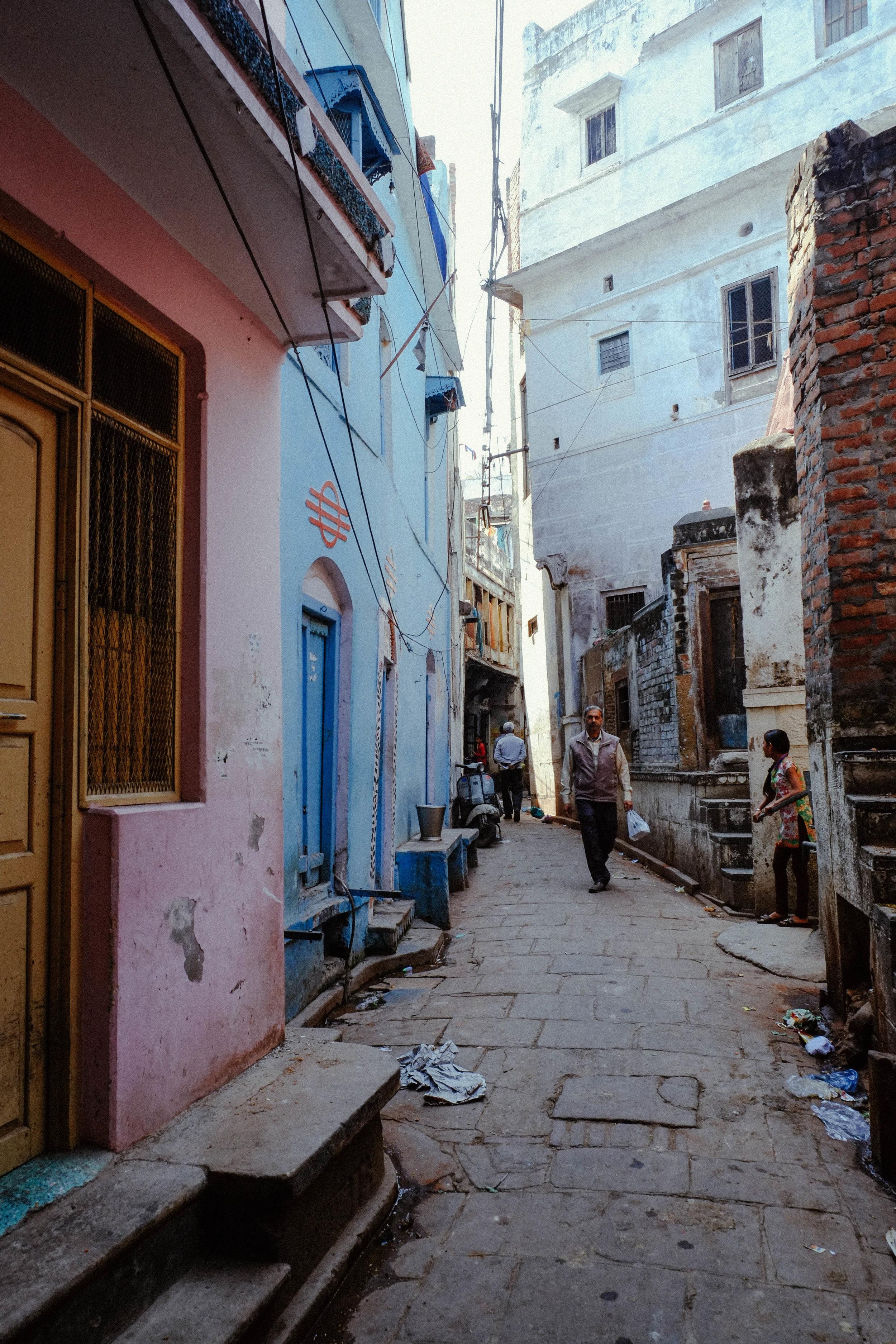 Lesly Lotha - Varanasi 07
