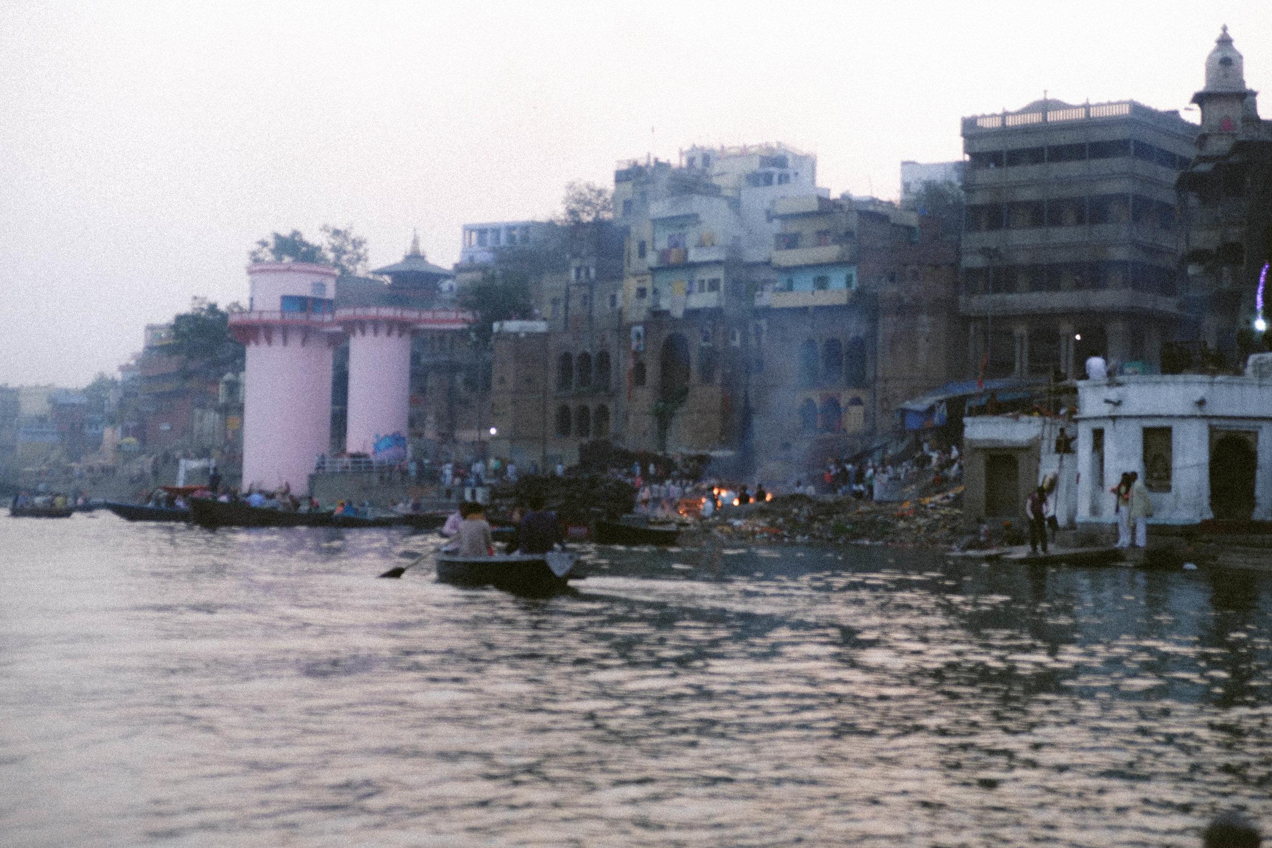 Lesly Lotha - Varanasi 10