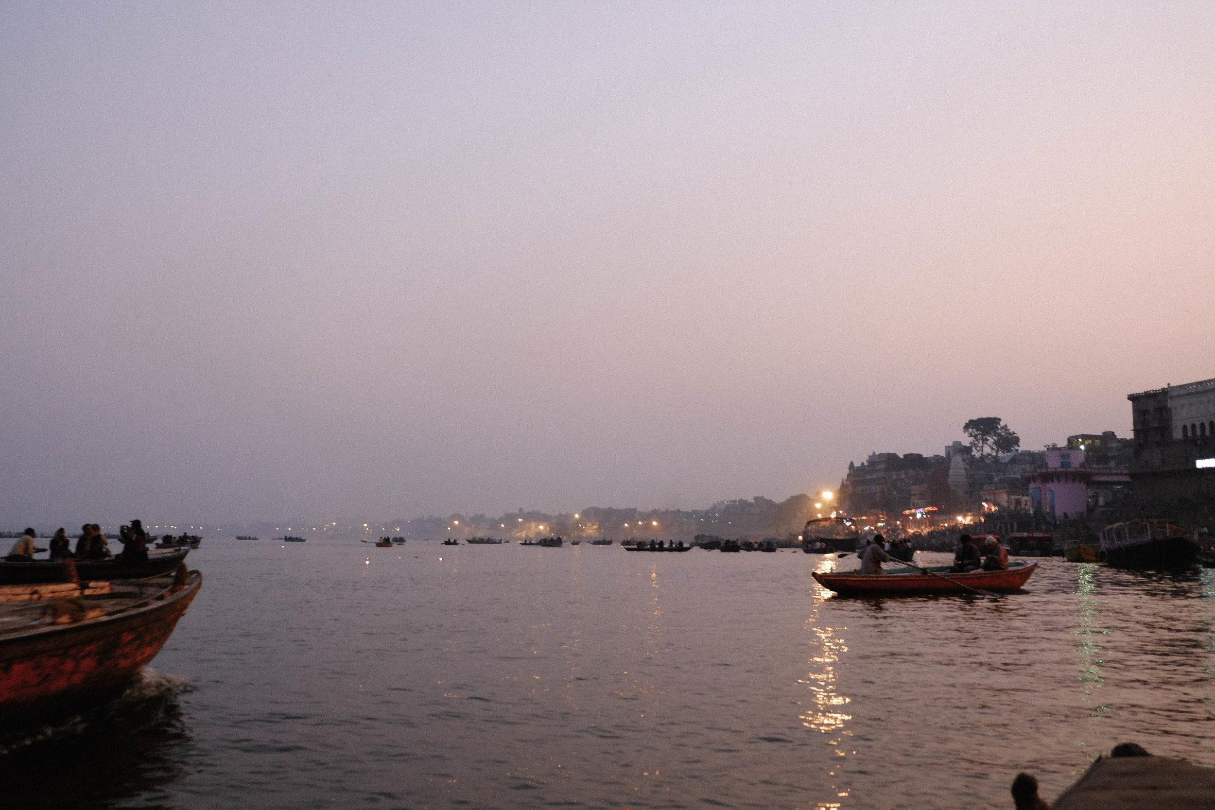Lesly Lotha - Varanasi 11
