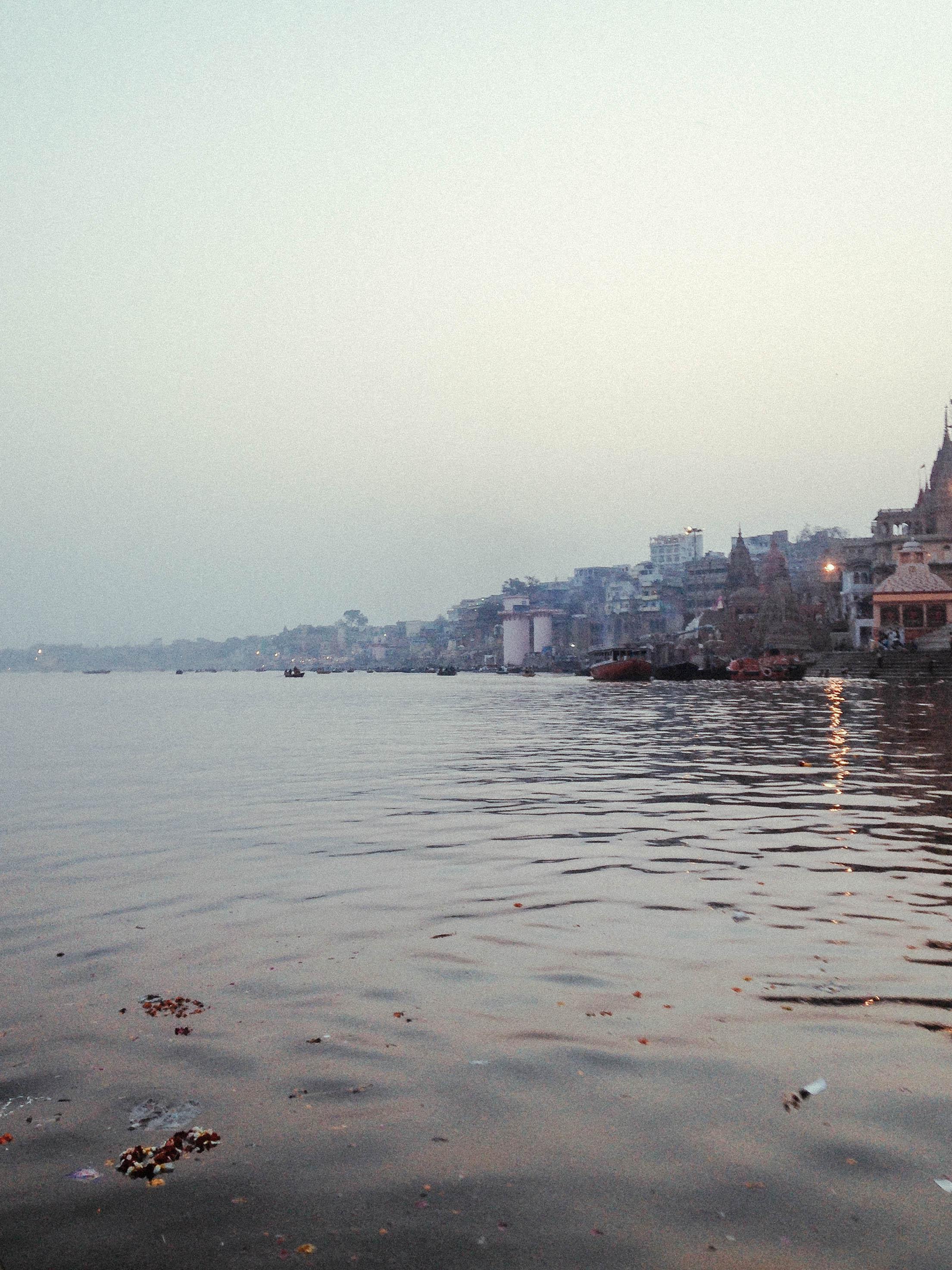 Lesly Lotha - Varanasi 13