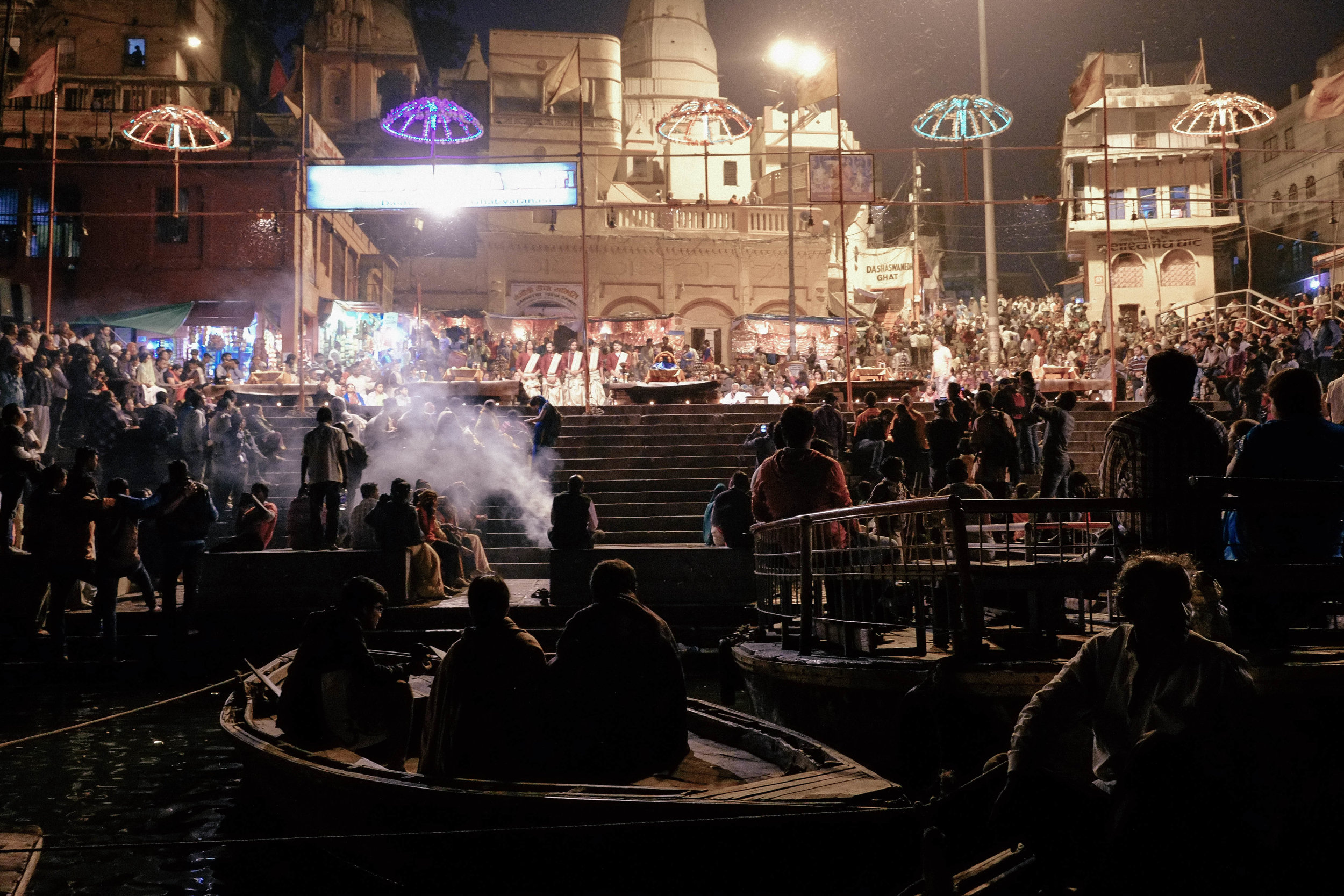 Lesly Lotha - Varanasi 16