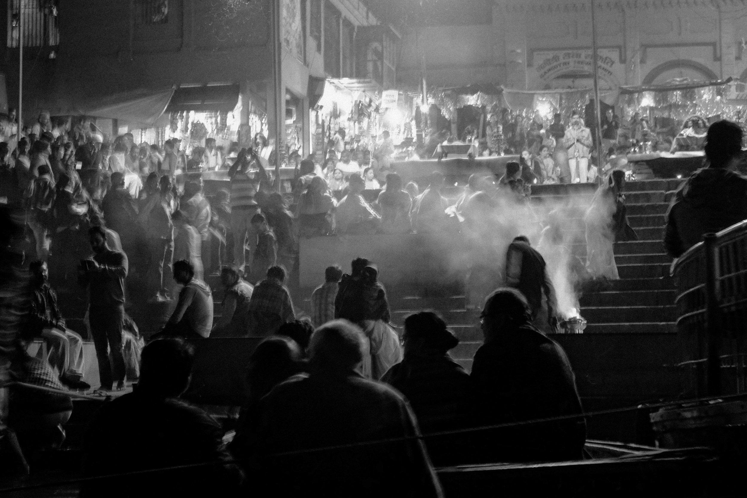 Lesly Lotha - Varanasi 17