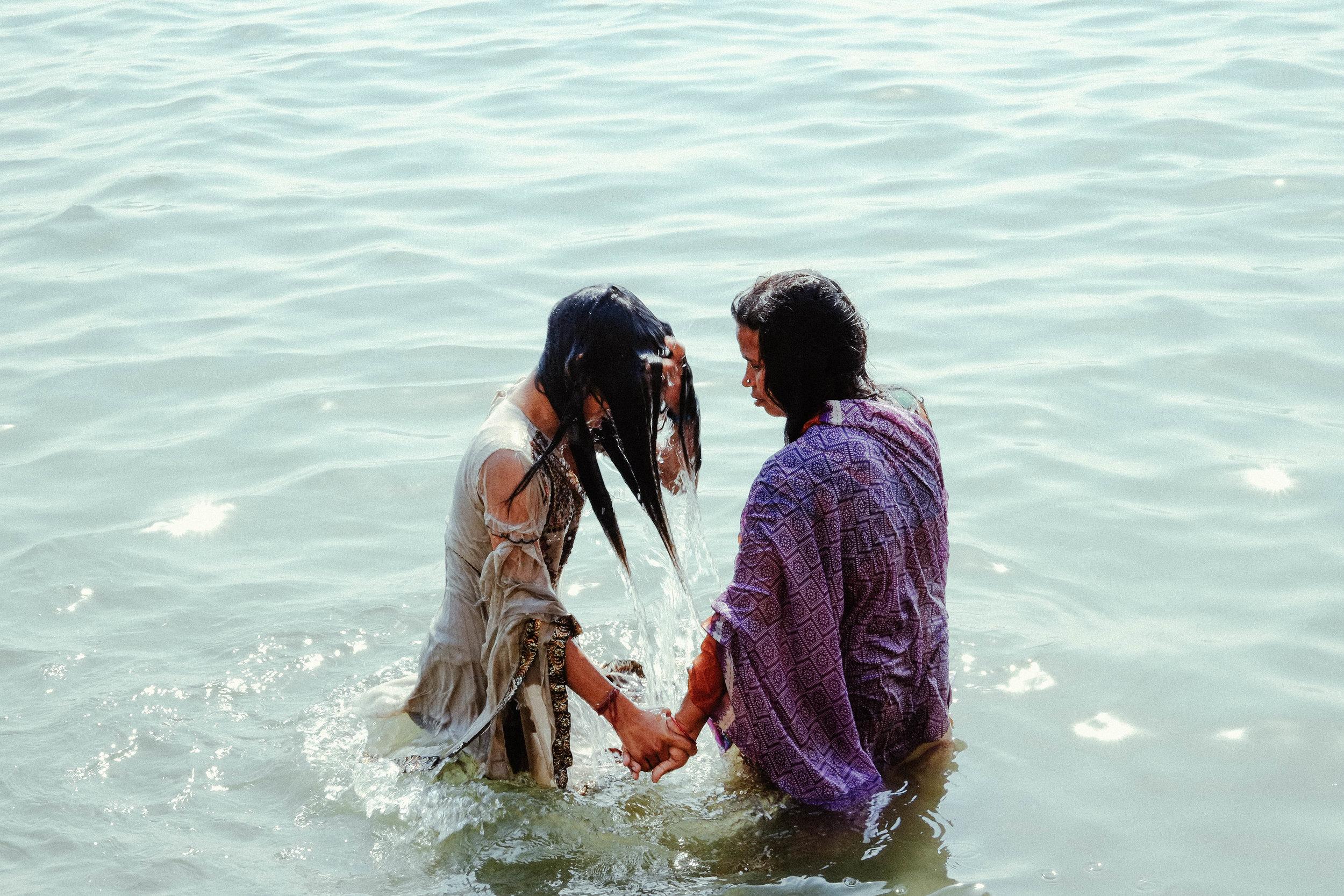 Lesly Lotha - Varanasi 01