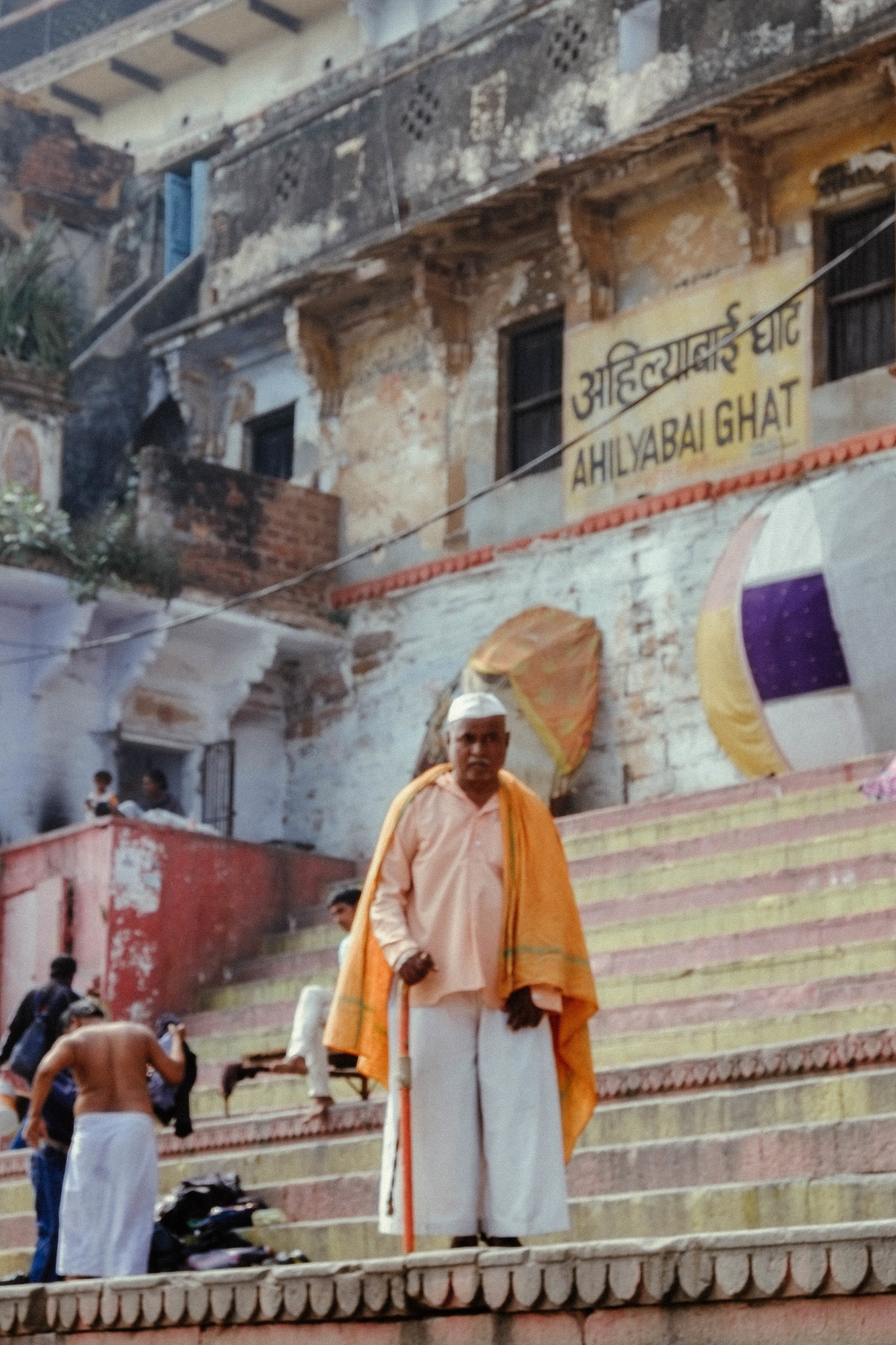Lesly Lotha - Varanasi 21