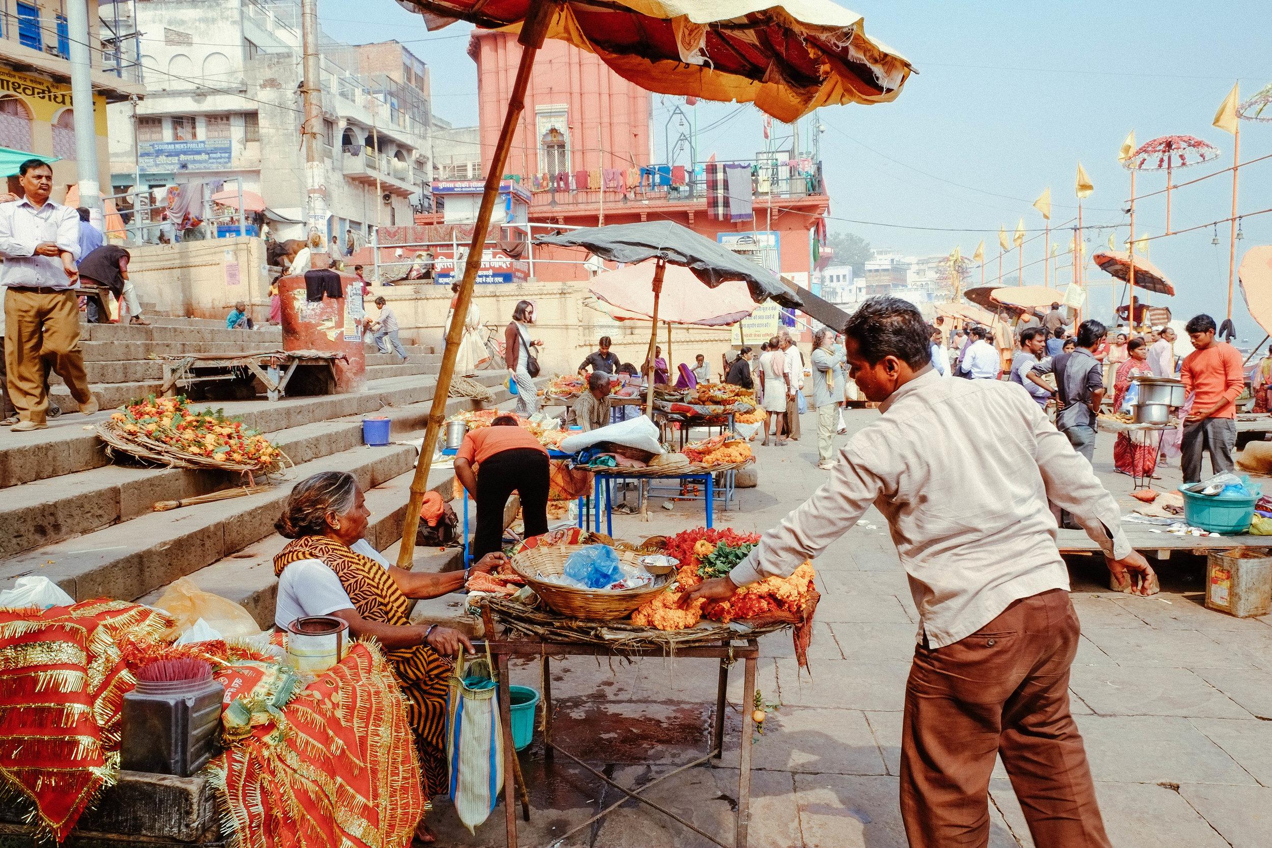 Lesly Lotha - Varanasi 25