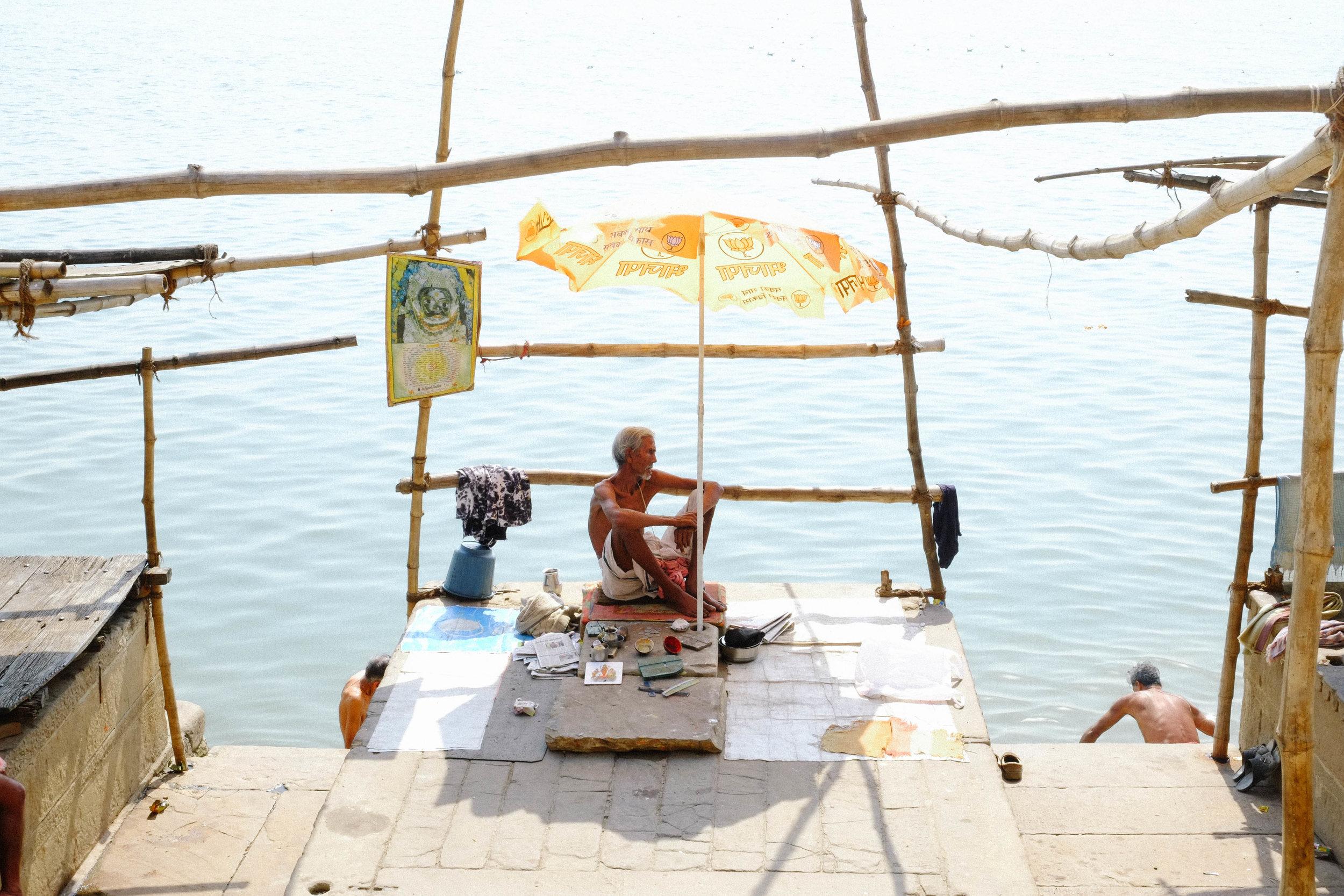 Lesly Lotha - Varanasi 27