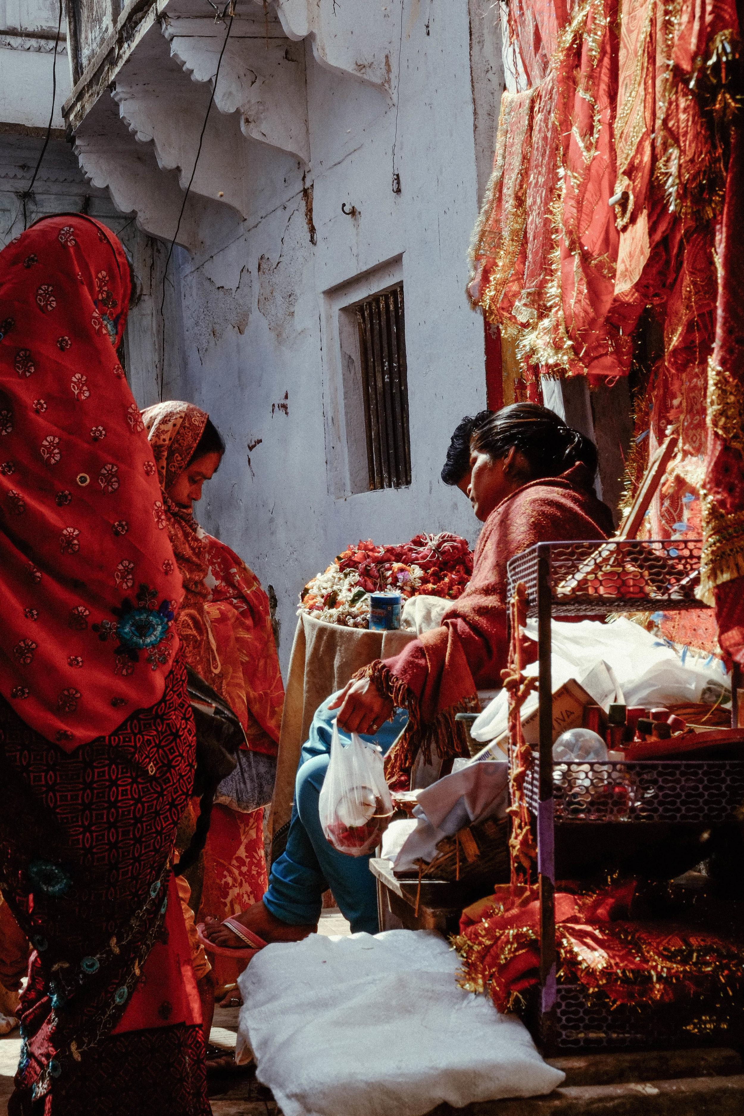 Lesly Lotha - Varanasi 32