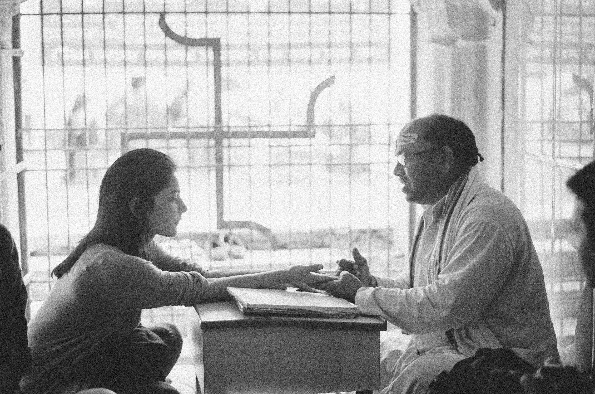 Lesly Lotha - Varanasi_Urvashi