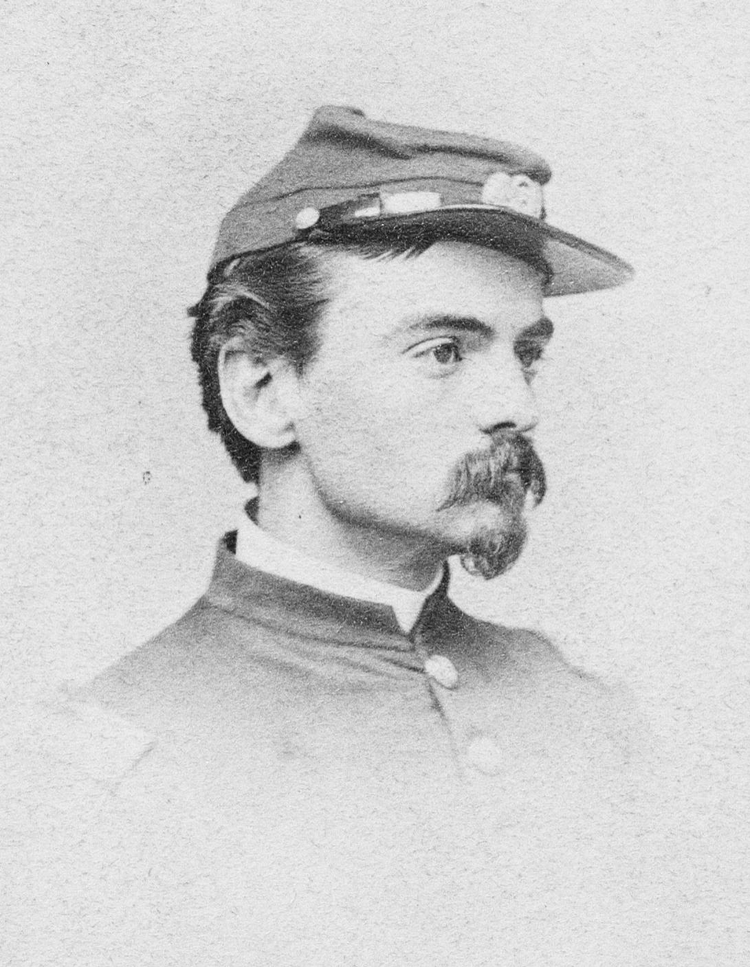 Capt. William White Dorr, daguerreotype. Courtesy of Charles Edward Dorr. Photo by Caleb Ashton Dorr.