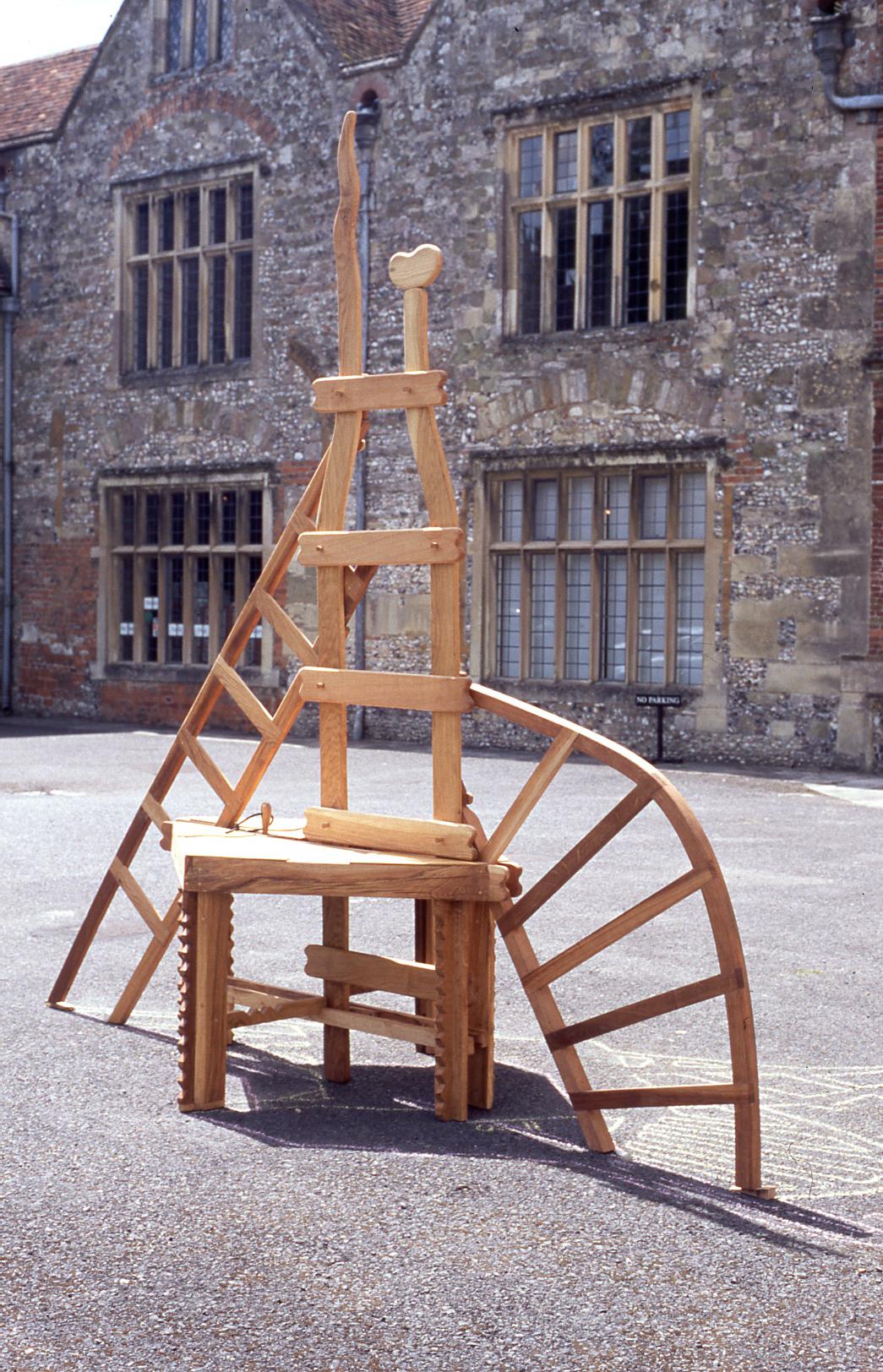 Three Integrated Ladders