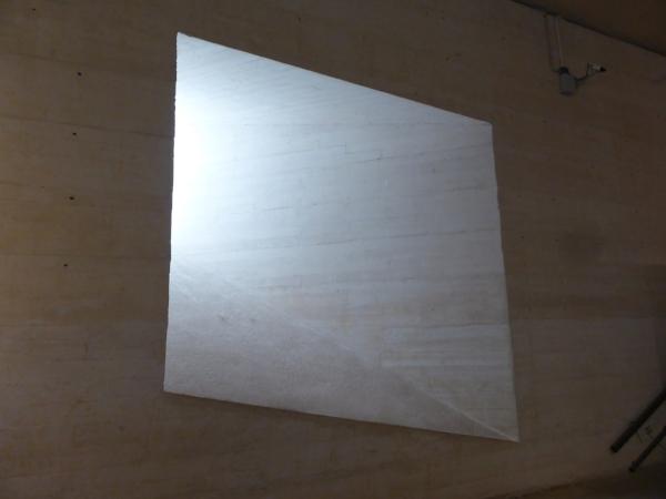 Window aperture Miro Foundation.