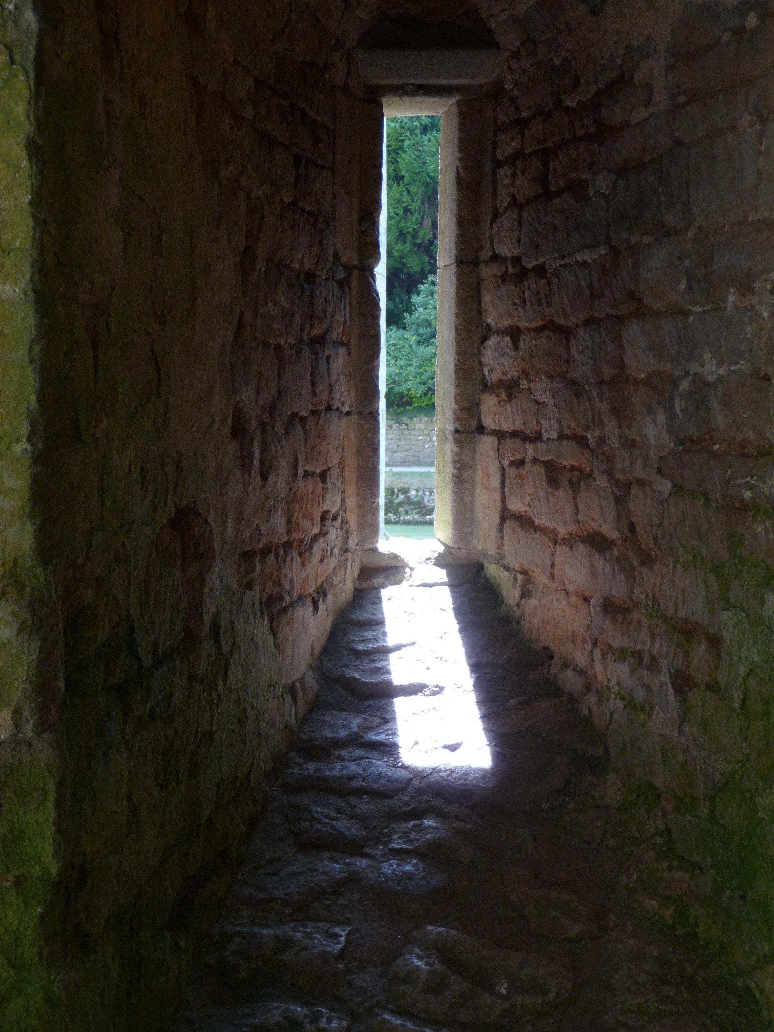 Nunney Castle, Somerset.