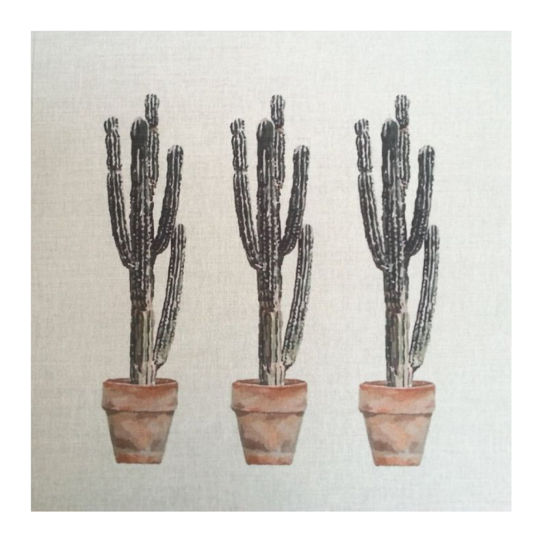 Cactus Arizona - Linen