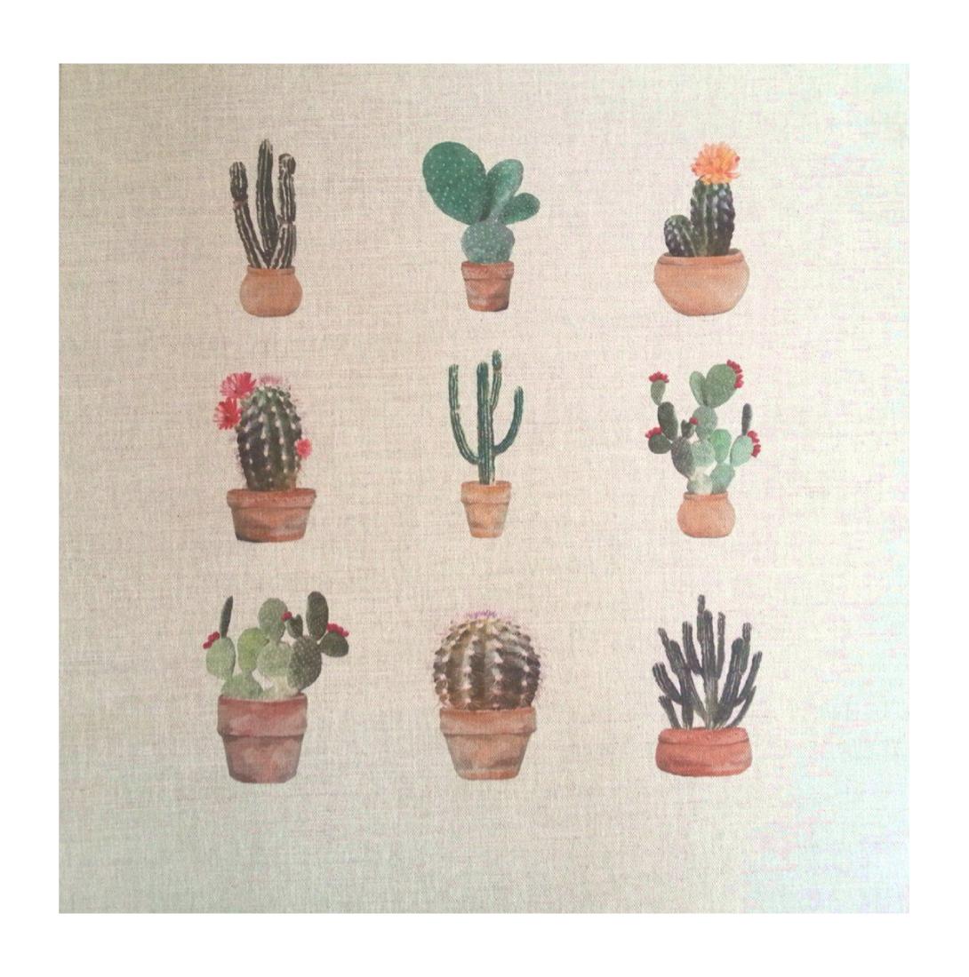 Cactus Multi - Linen