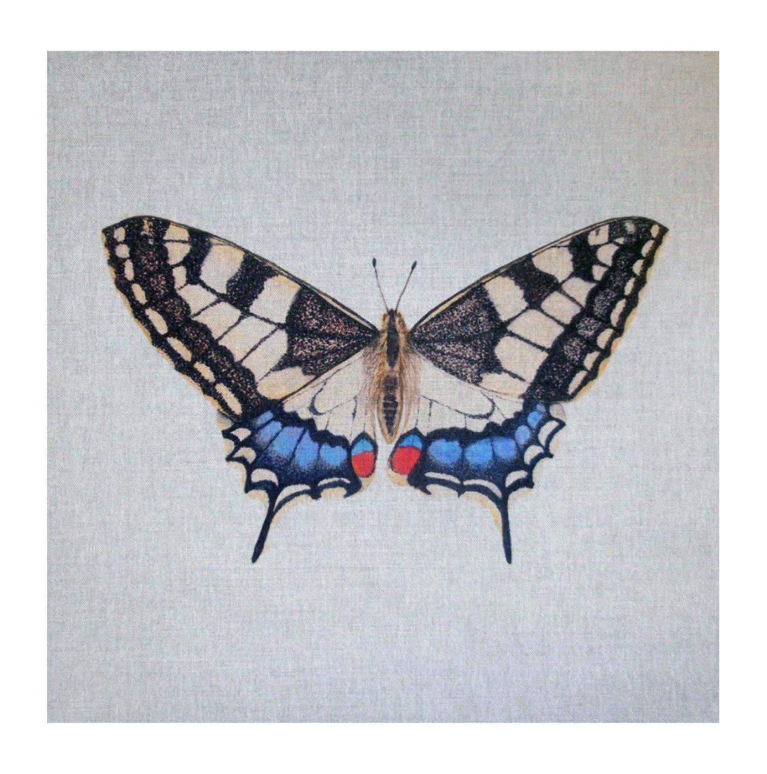Butterfly (Swallow Tail) - Linen