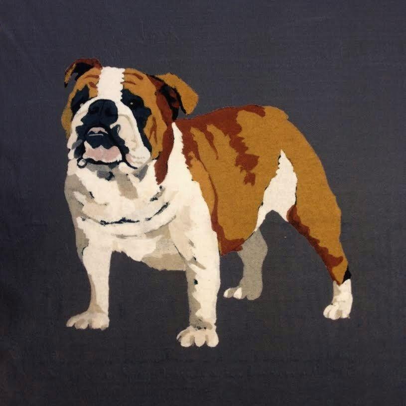 Bulldog - Velvet
