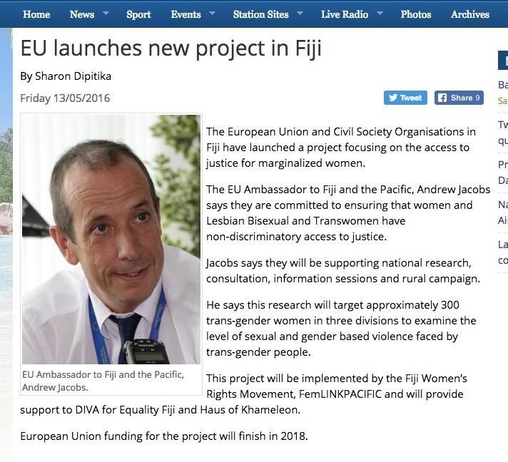 News via fijivillage.com. Click here for direct link.