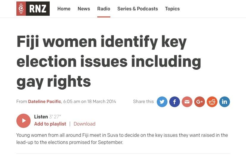 Radio New Zealand News - 18 March 2014