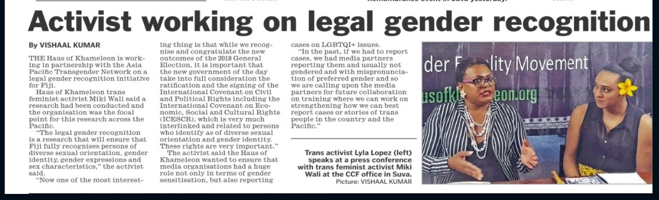 https://www.fijitimes.com/activist-working-on-legal-gender-recognition/